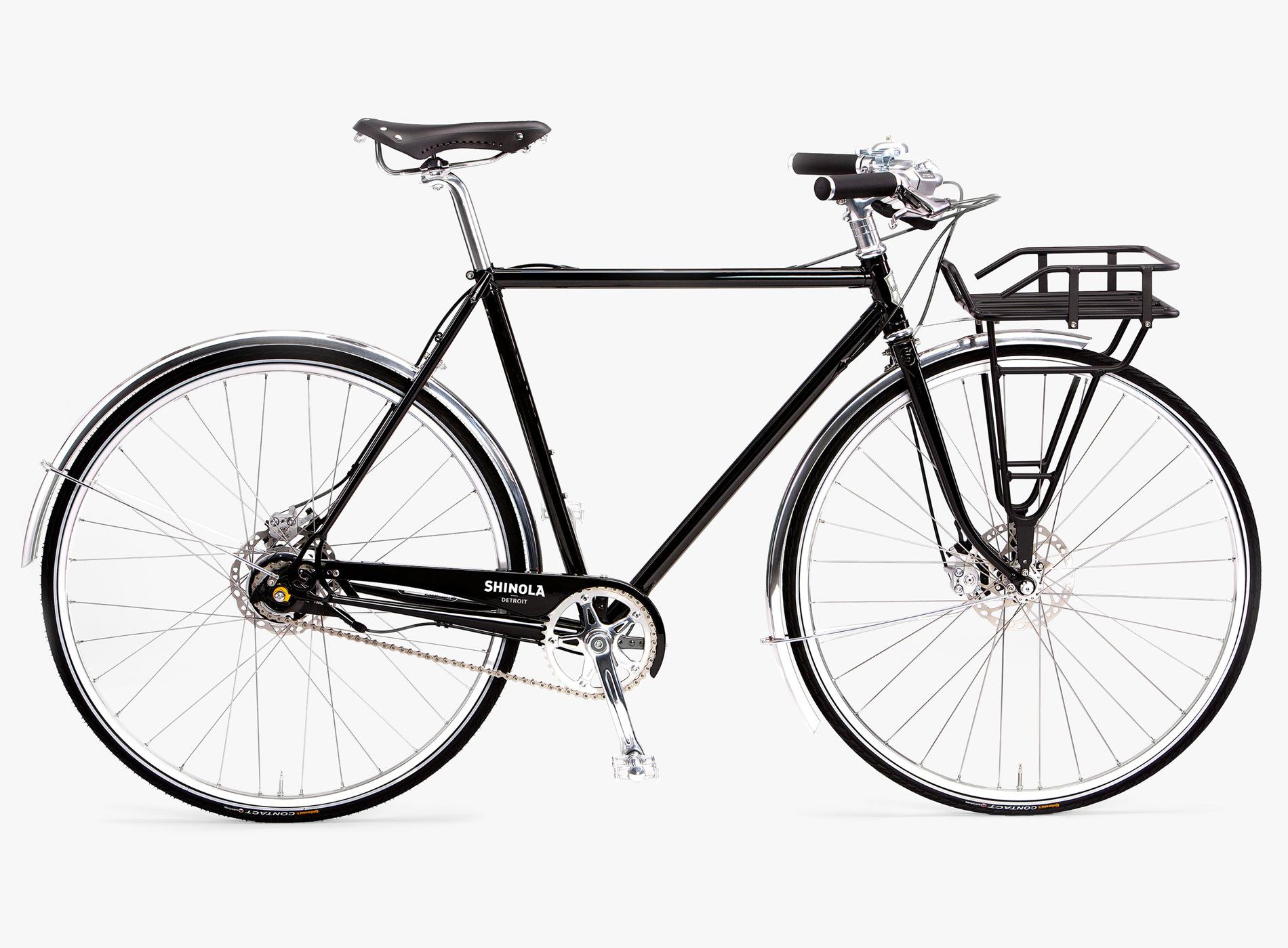 Guide Noël 2019 Idées Cadeaux Shinola Vélos Homme The Runwell Black