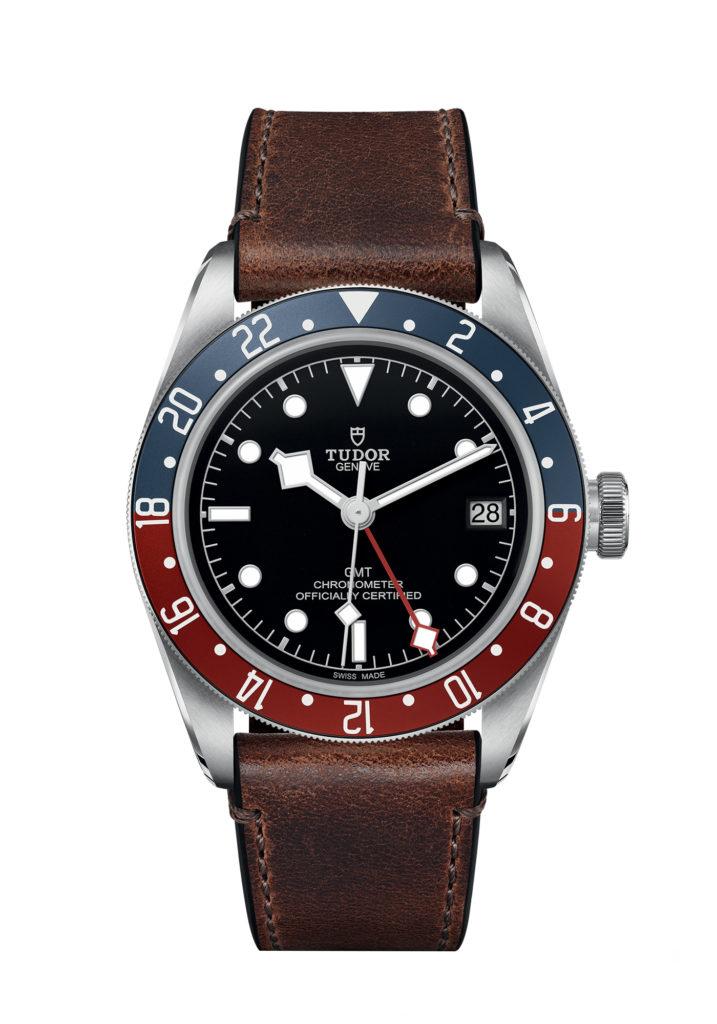 Montre Tudor Black Bay GMT Bracelet Cuir