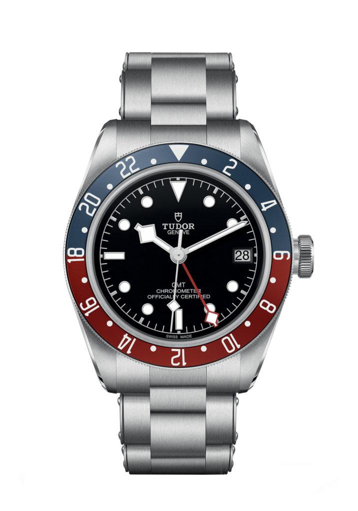 Montre Tudor Black Bay GMT Acier