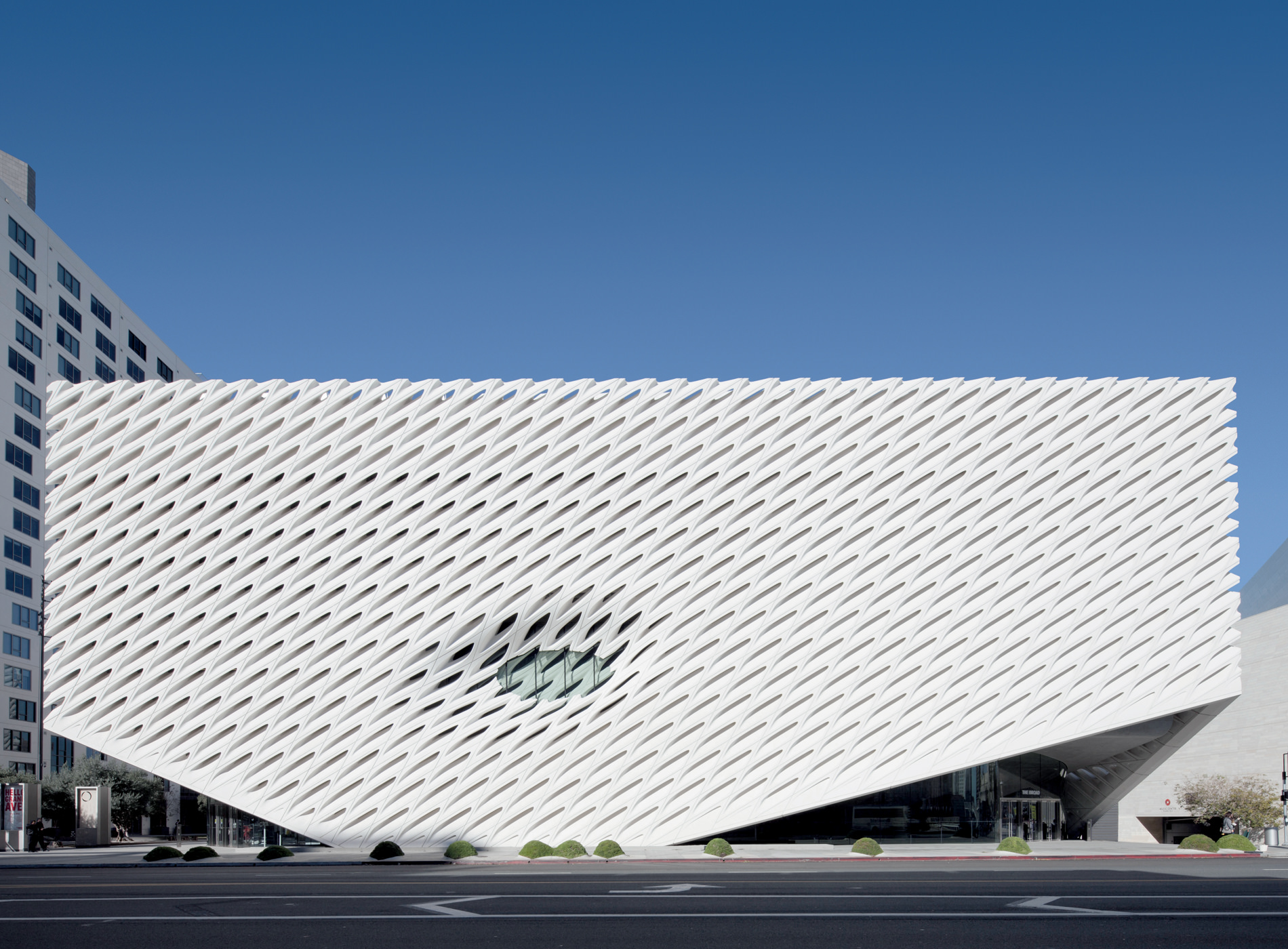 Phaidon Jane Hall, Liz Diller, The Broad, Los Angeles