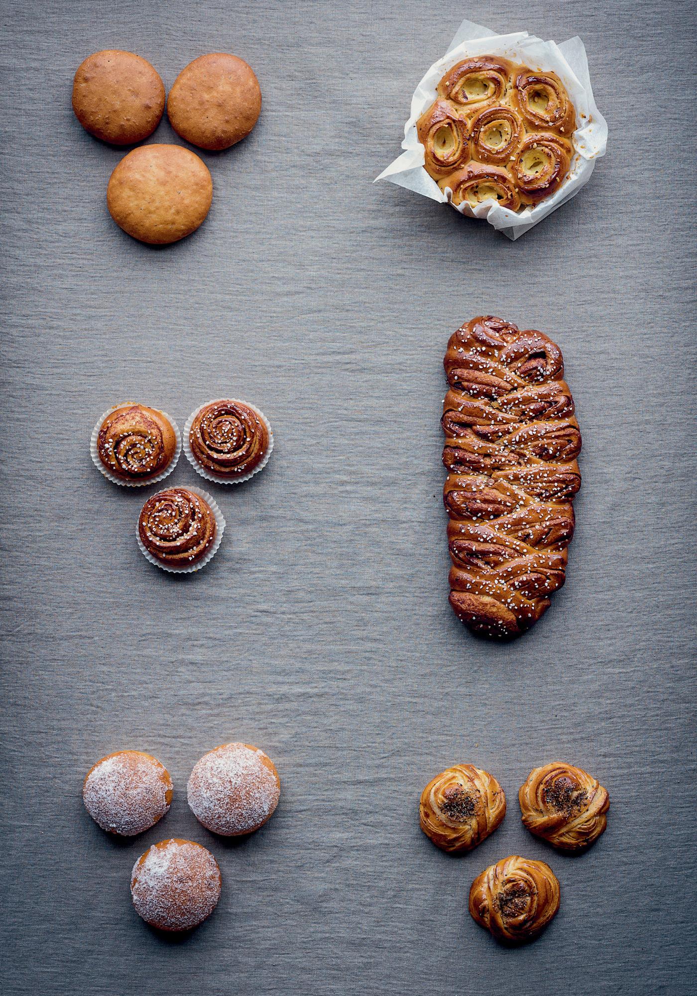 """Phaidon Planche Food """"La Boulangerie des Pays Nordiques"""" Magnus Nilsson"""