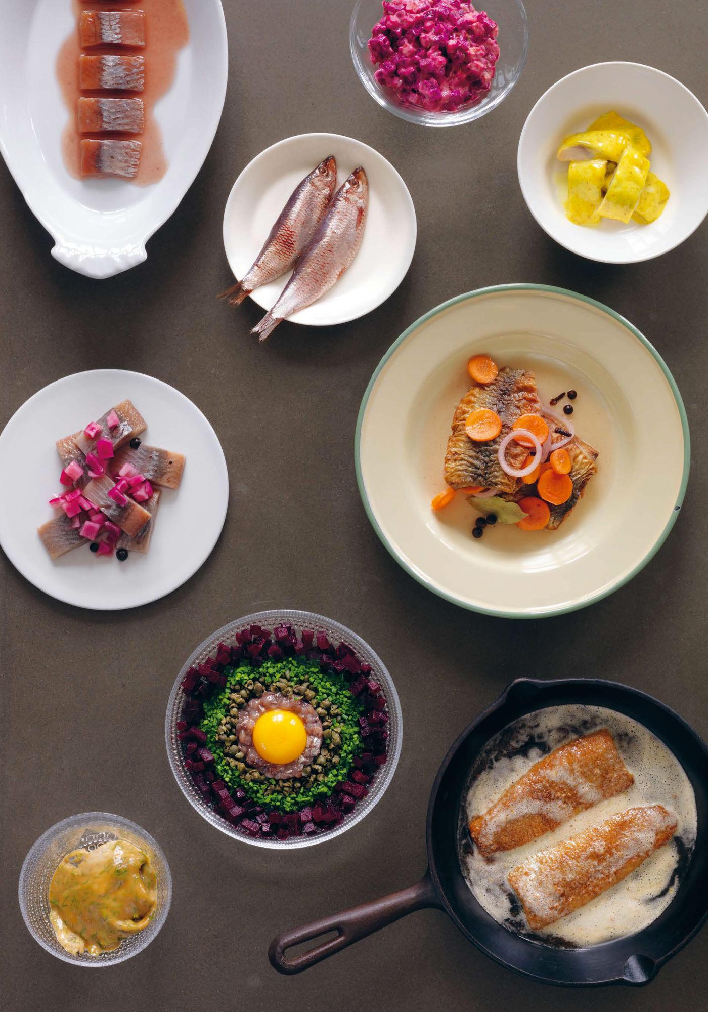 """Phaidon Planche Food """"La Cuisine des Pays Nordiques"""" Magnus Nilsson"""