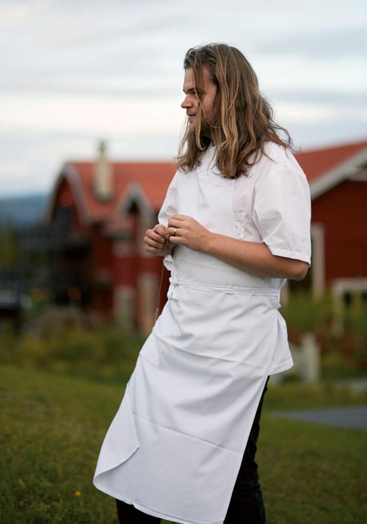 Portrait Magnus Nilsson Cuisine Pays Nordiques Phaidon