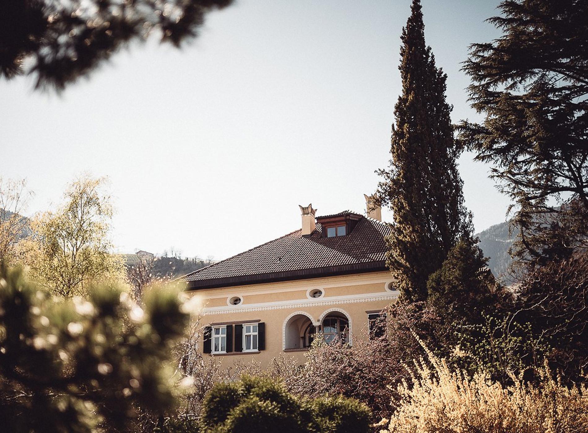 Villa Arnica Lana Sud Tyrol Italie