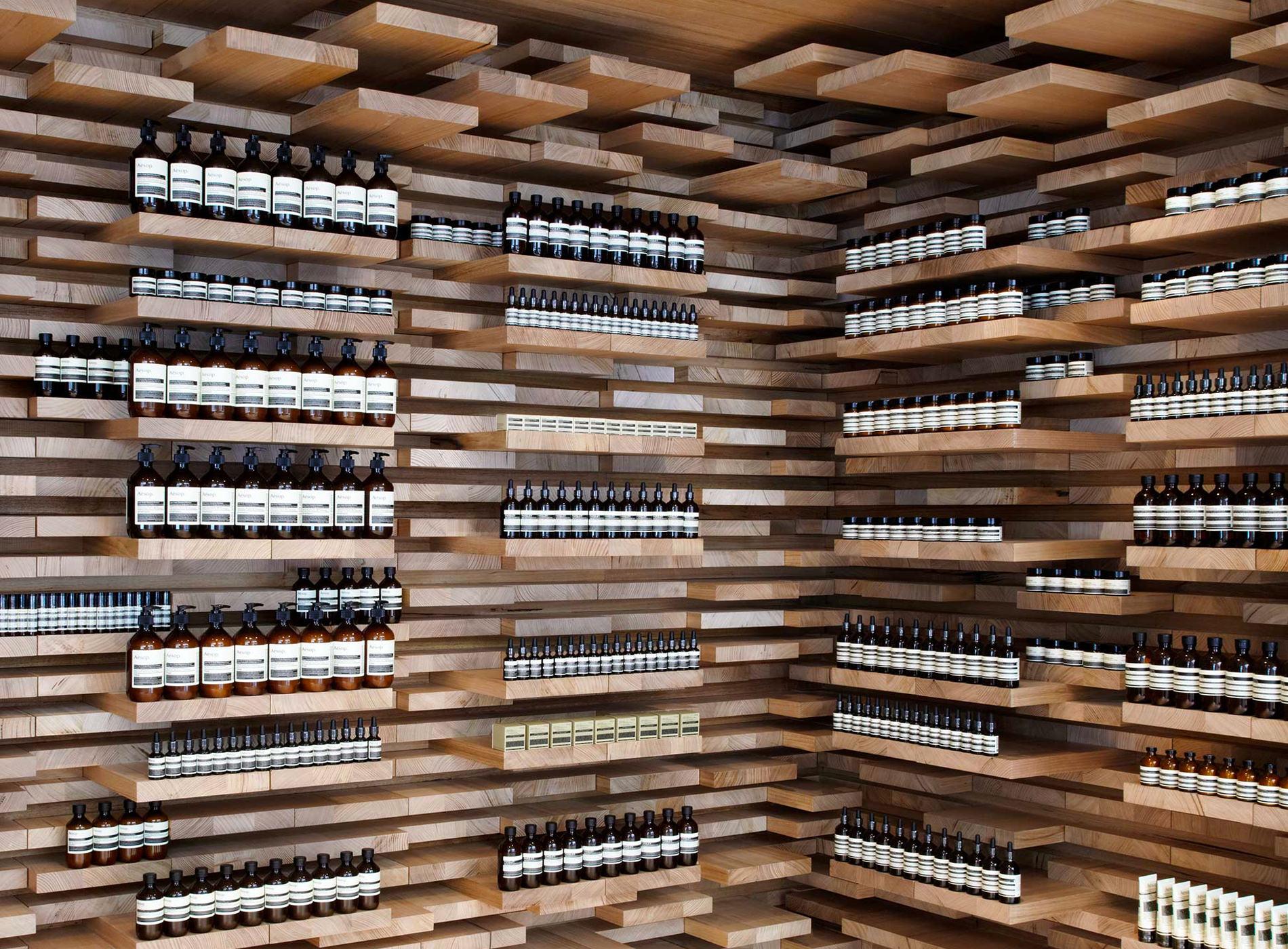 Aesop Boutique Paris St Honoré Livre Rizzoli