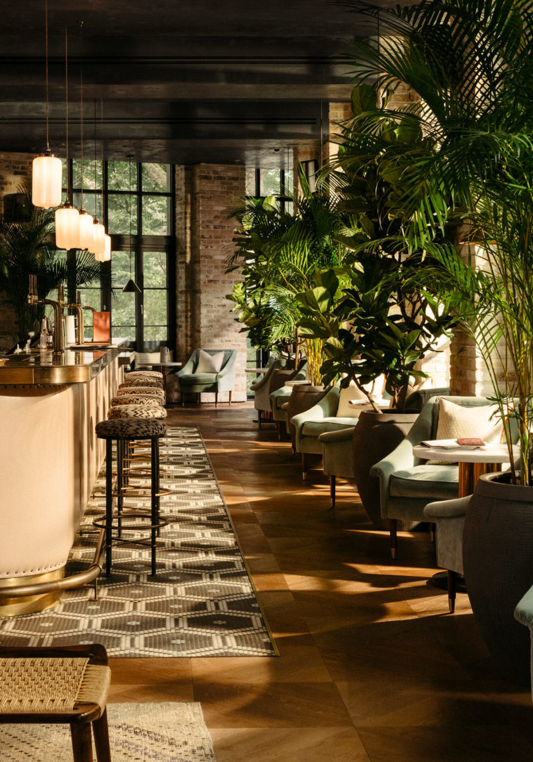 City Guide Londres The Hoxton Southwark Hotel Blackfriars Road London Lobby