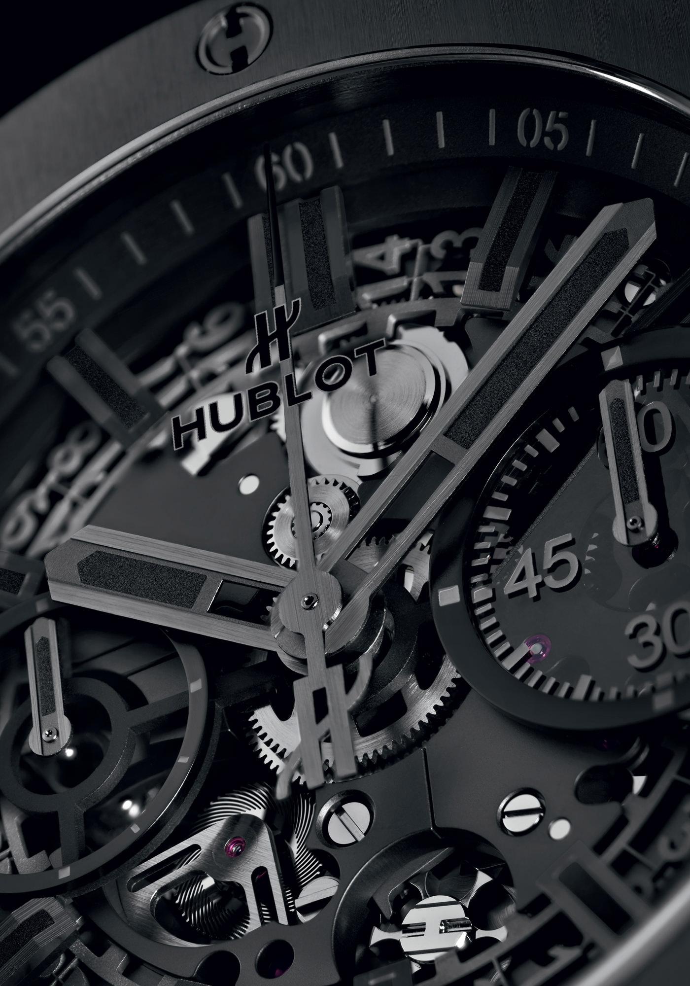 Hublot Big Bang Integral 42mm All Black