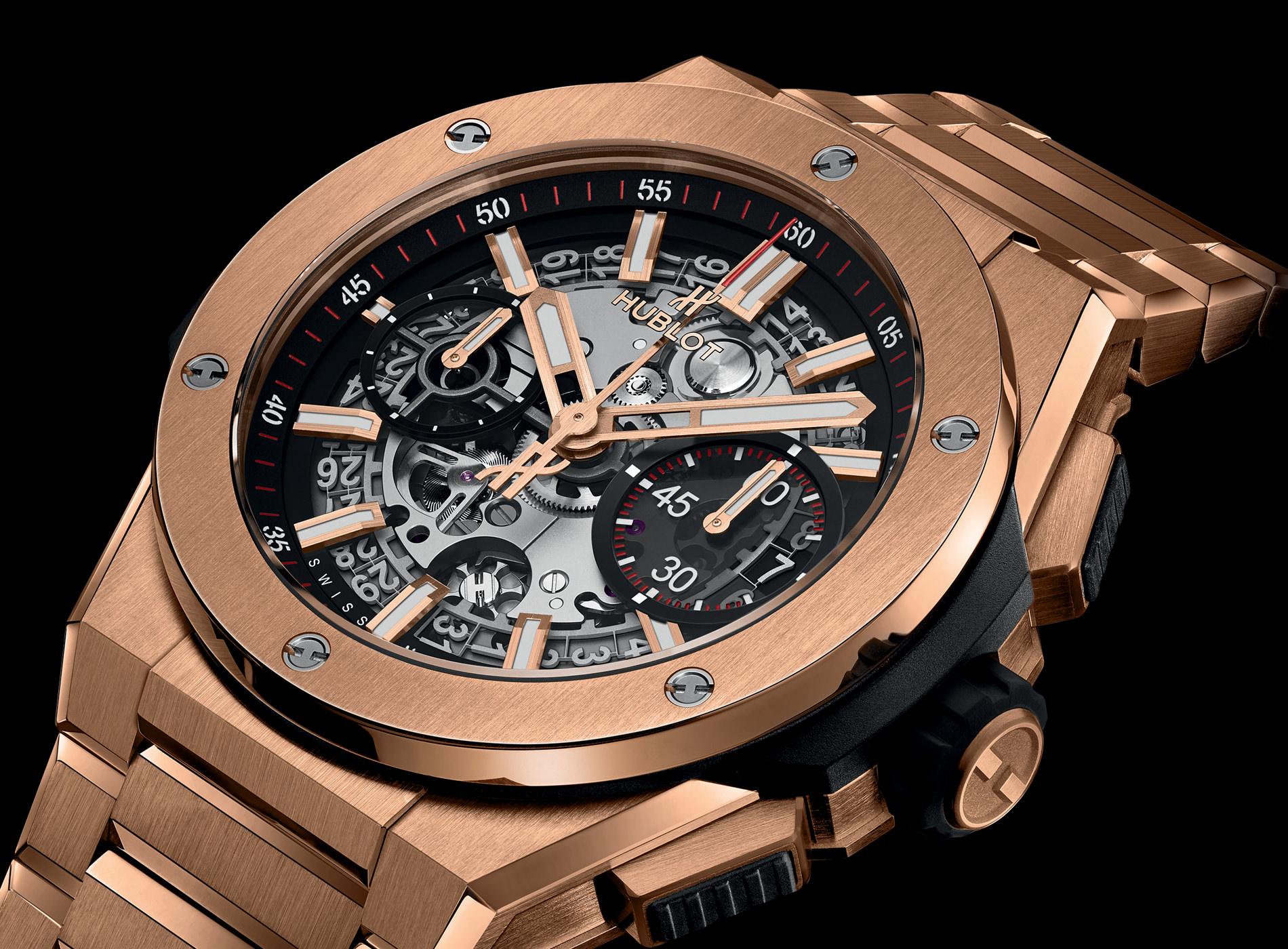 Hublot Big Bang Integral 42mm King Gold