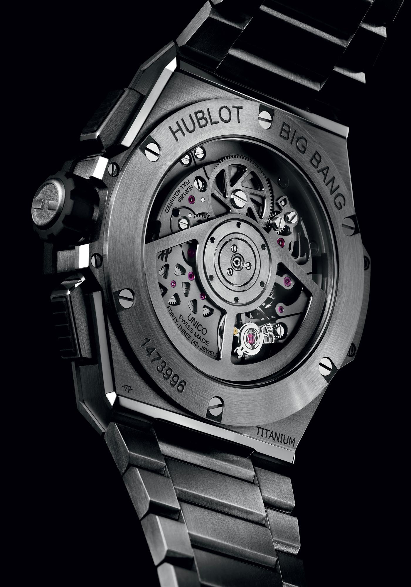 Hublot Big Bang Integral 42mm Titanium