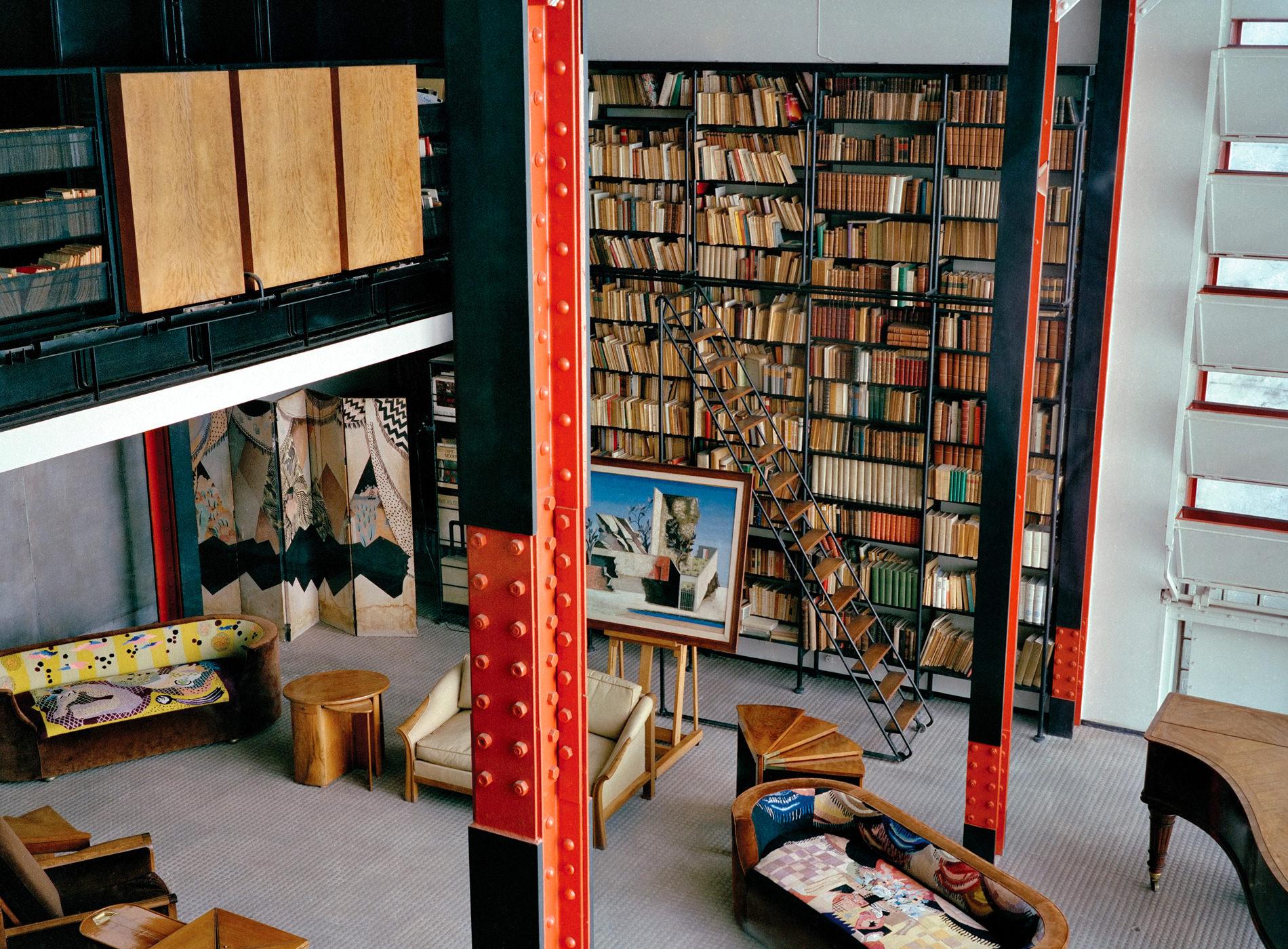 Maison De Verre Pierre Chareau Architecture Paris Rue Saint-Guillaume 7eme arrondissement