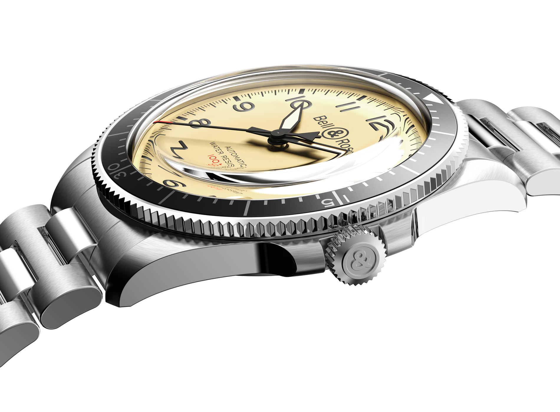 Montre Bell & Ross Collection BR V2 92 Military Beige