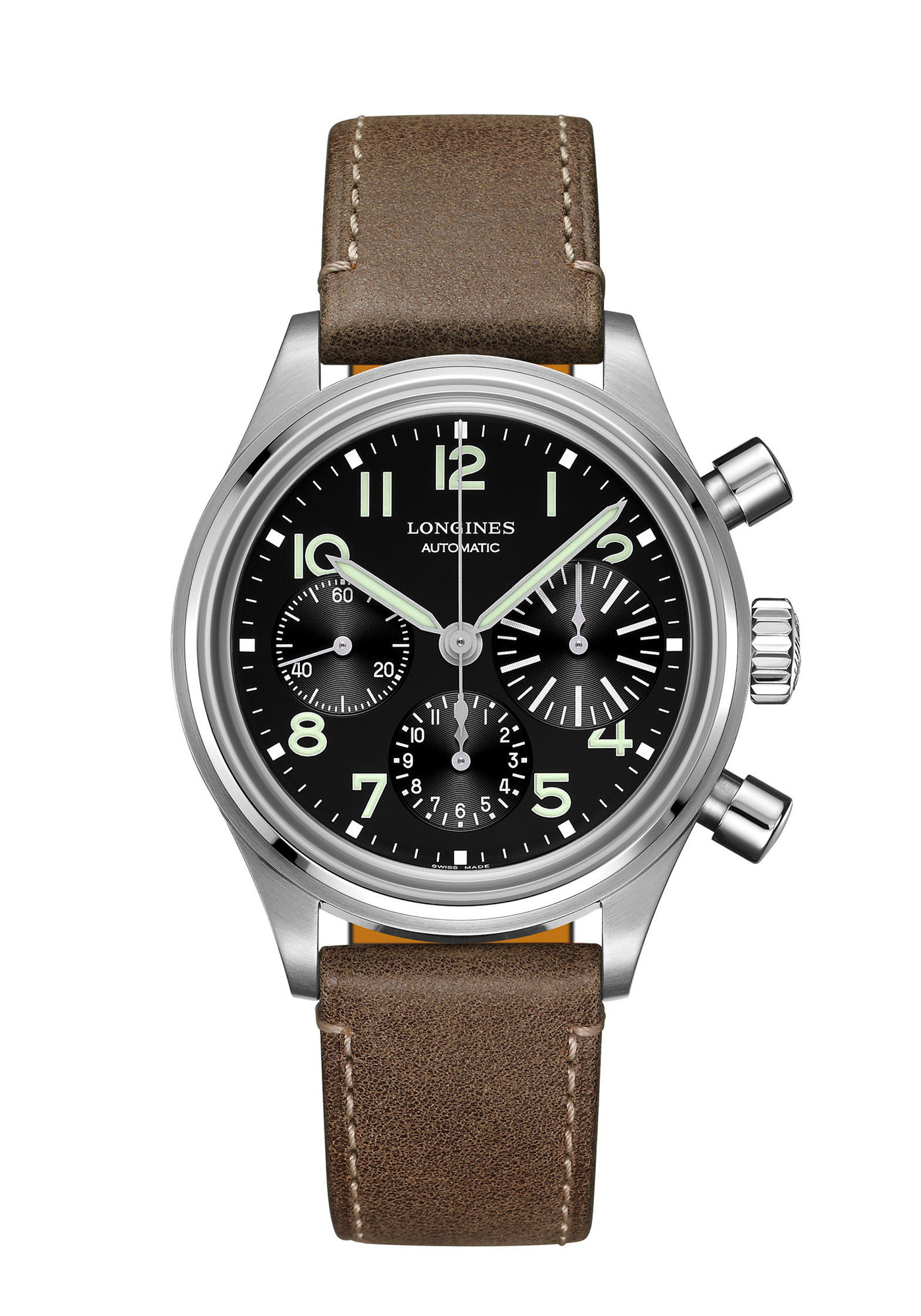 Montre Longines Collection Heritage Avigation BigEye