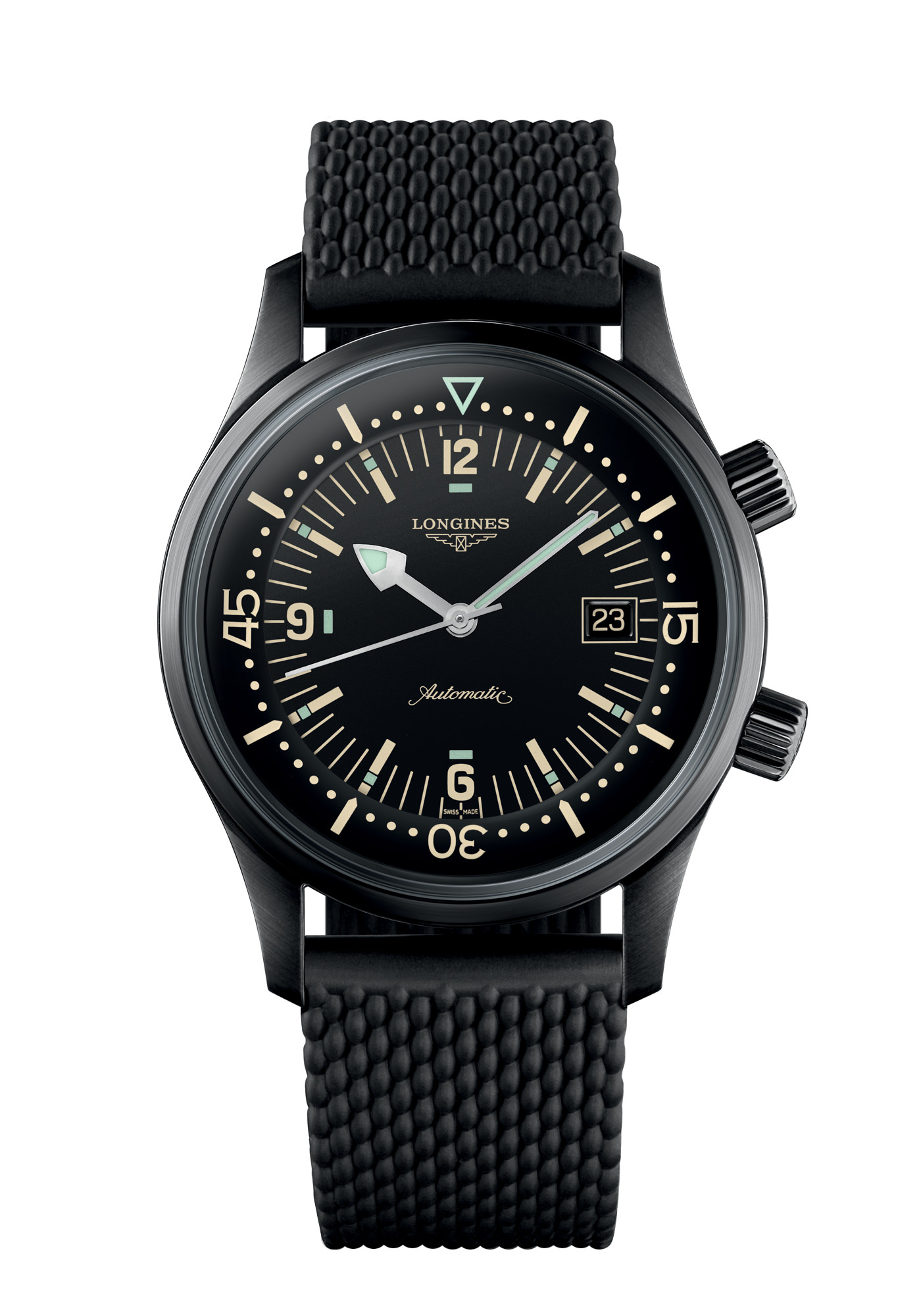 Montre Longines Collection Heritage Legend Diver Watch