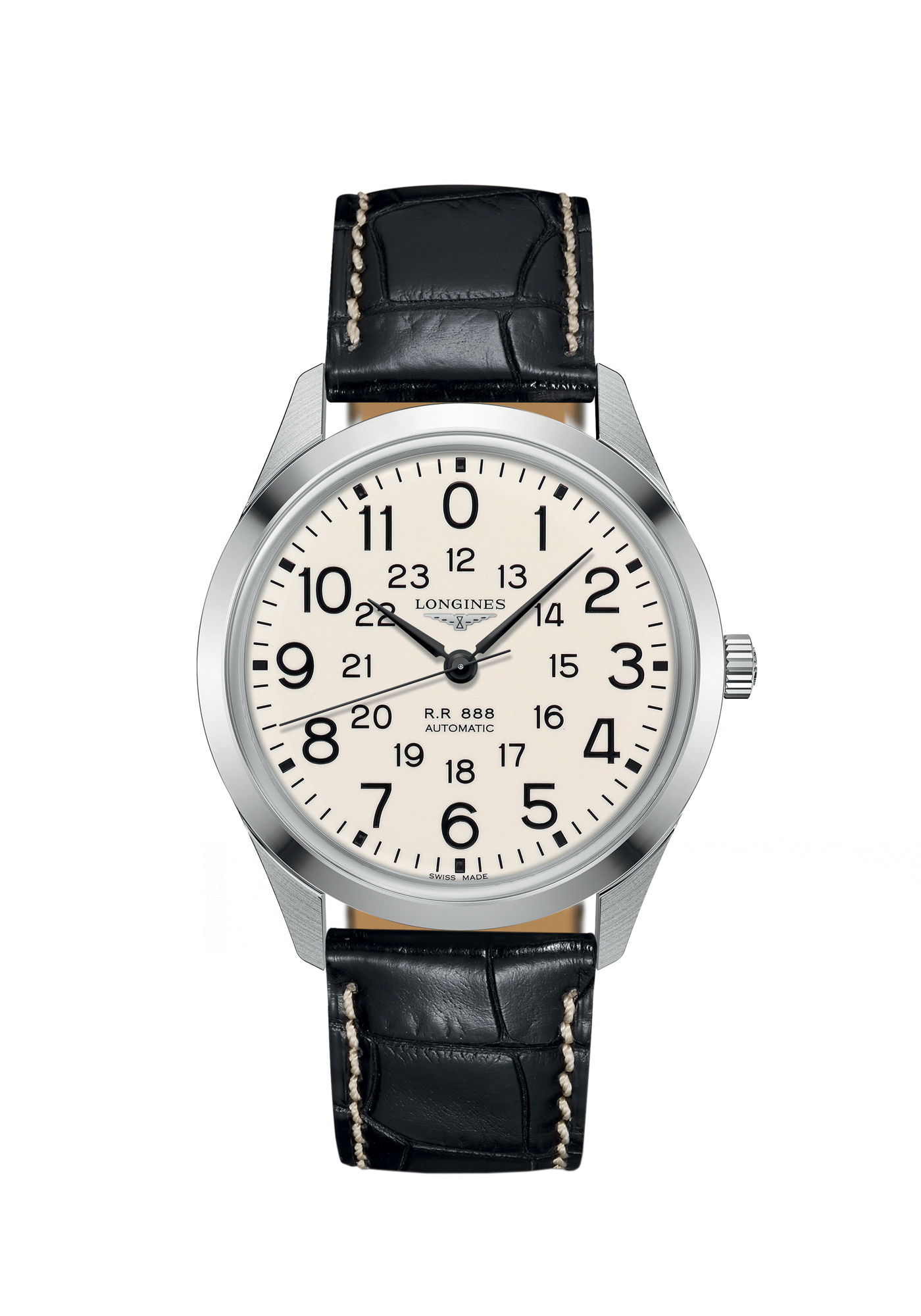 Montre Longines Collection Heritage RailRoad
