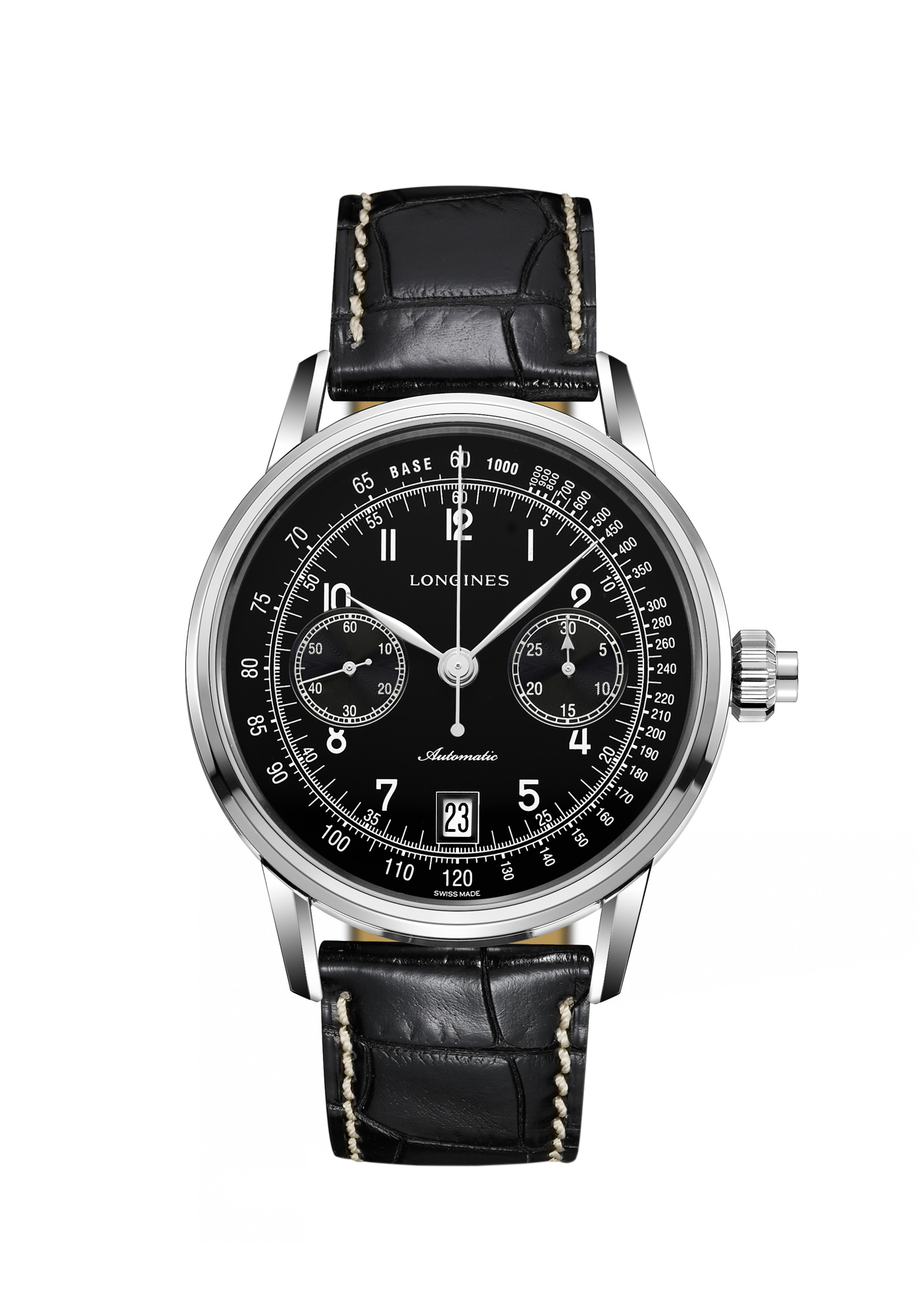 Montre Longines Collection Heritage Twenty Four Hours