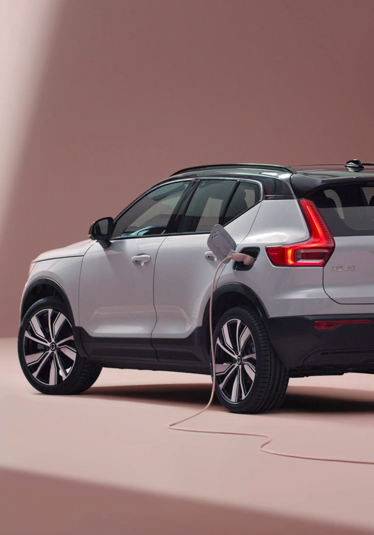 Volvo XC40 Recharge Voiture Electrique Inspiration