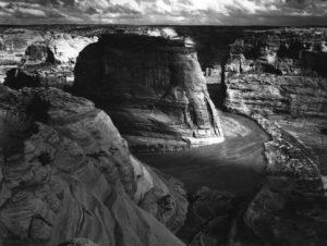Ansel Adams Canyon De Chelly National Monument Arizona 1942