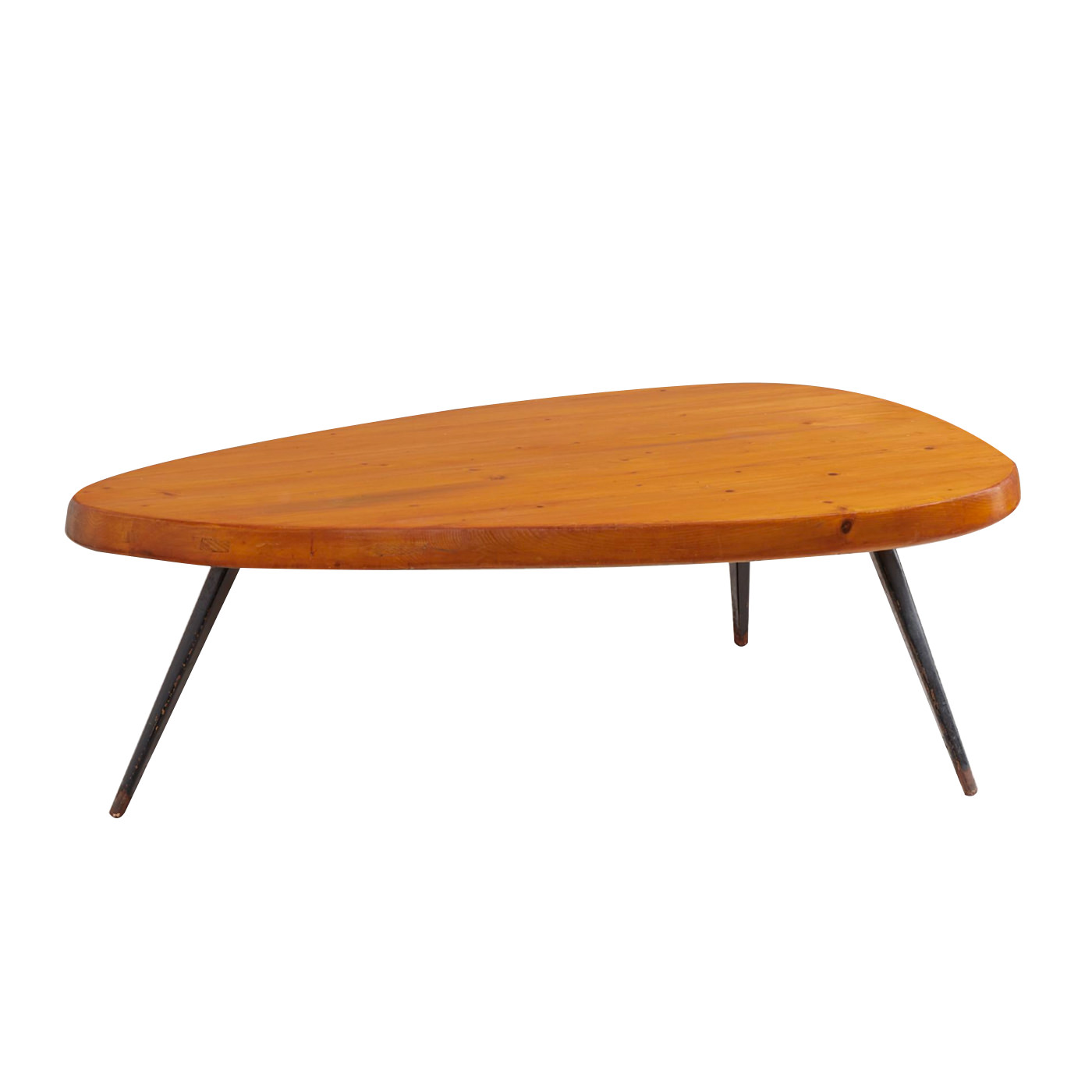 Charlotte Perriand Mobilier Table Basse 1956
