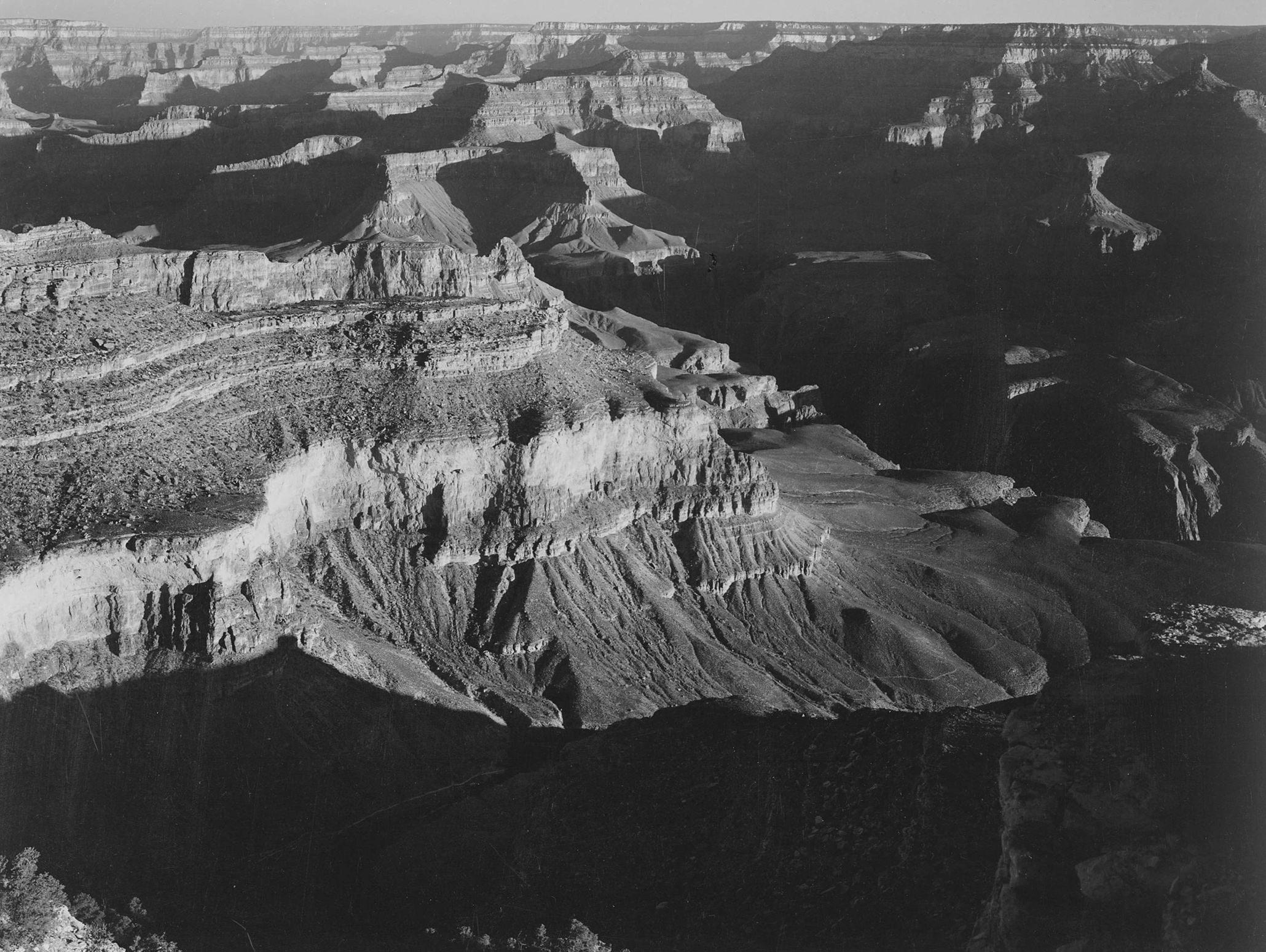 Grand Canyon National Park Arizona 1941
