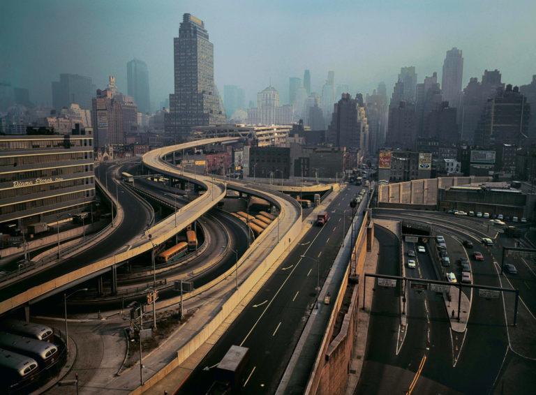 Photographie Evelyn Hofer Courtesy Danziger Gallery Arteries, 1964, New York