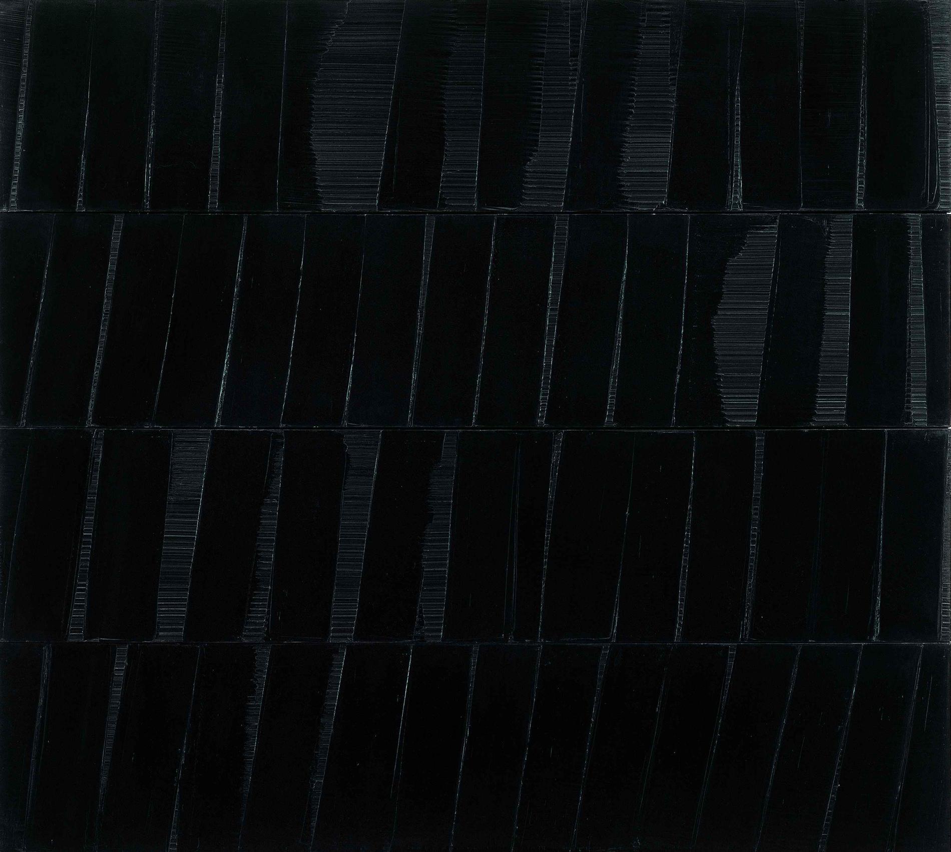 Pierre Soulages Peinture 324 x 362, 1985