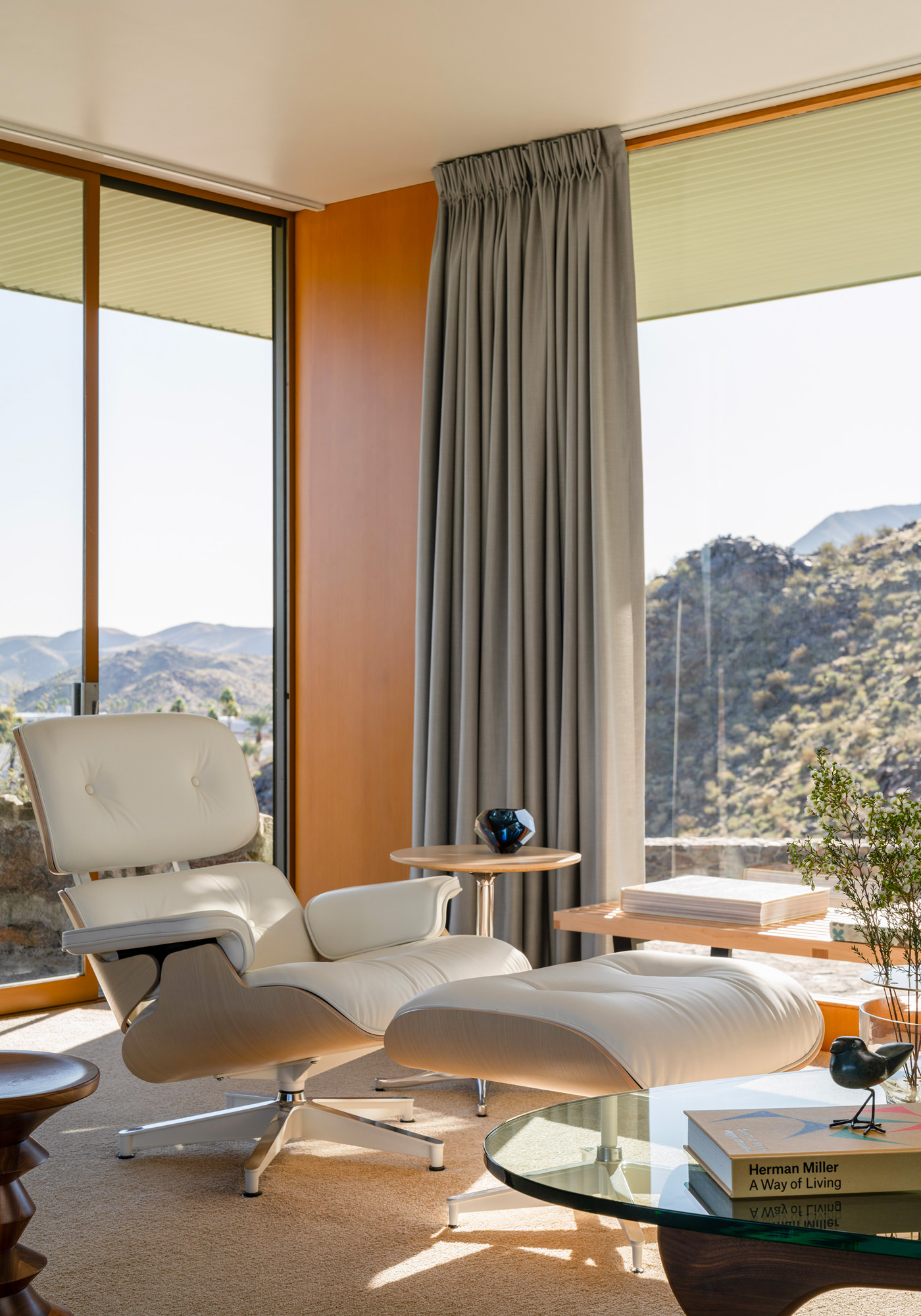 The Cree House Albert Frey Modernisme Palm Springs Californie