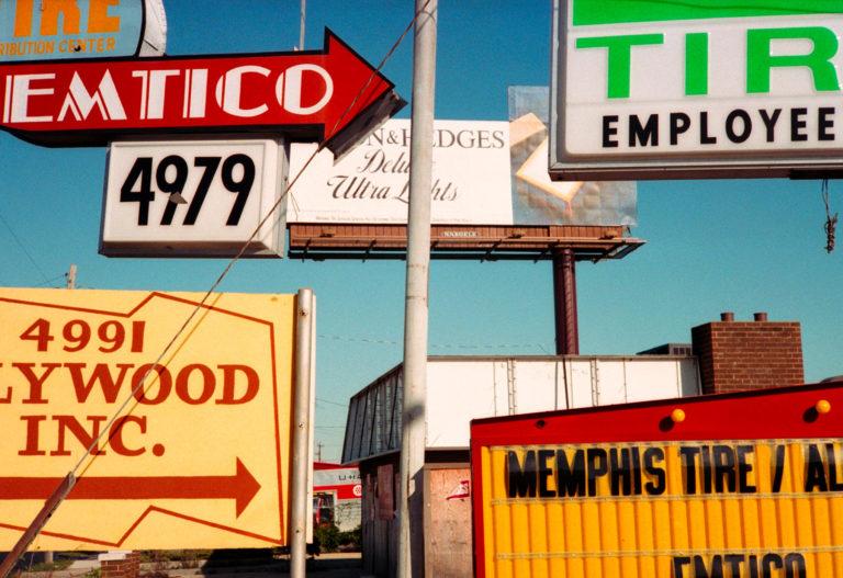 William Eggleston Photographie Untitled 1983-1986