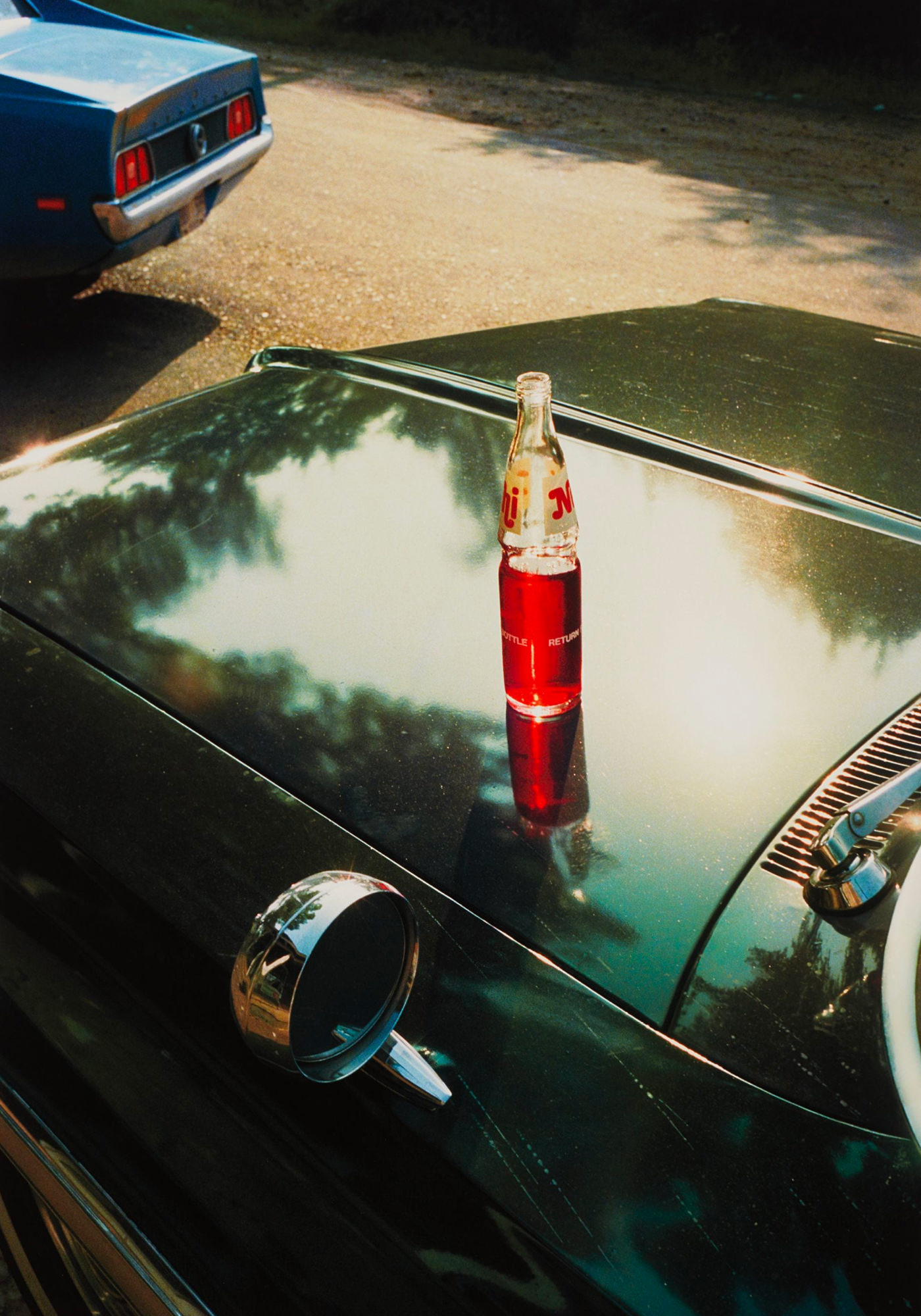 William Eggleston Photographie Untitled vers 1971-1974