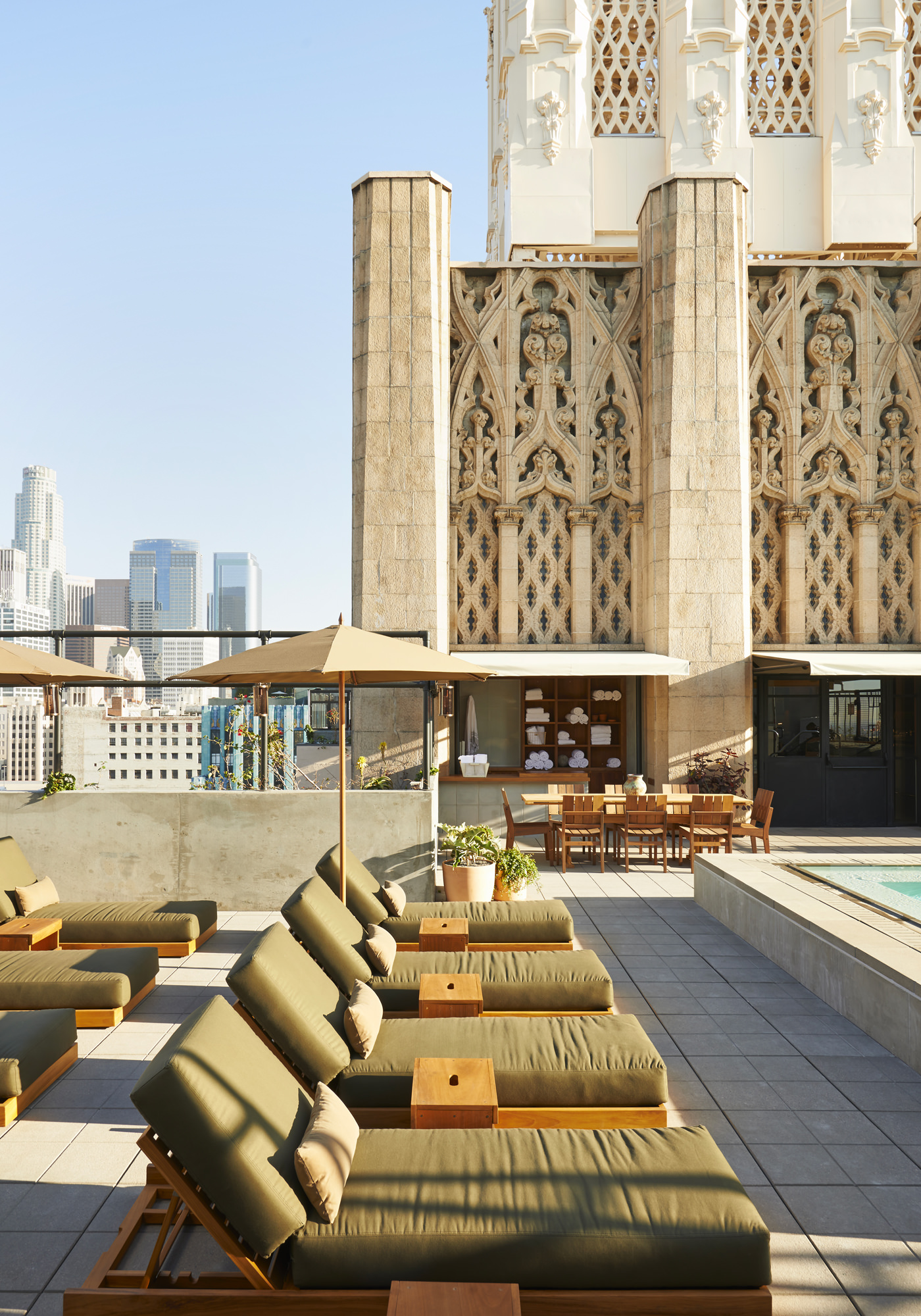 City Guide Los Angeles Ace Hotel DTLA Downtown Los Angeles Broadway