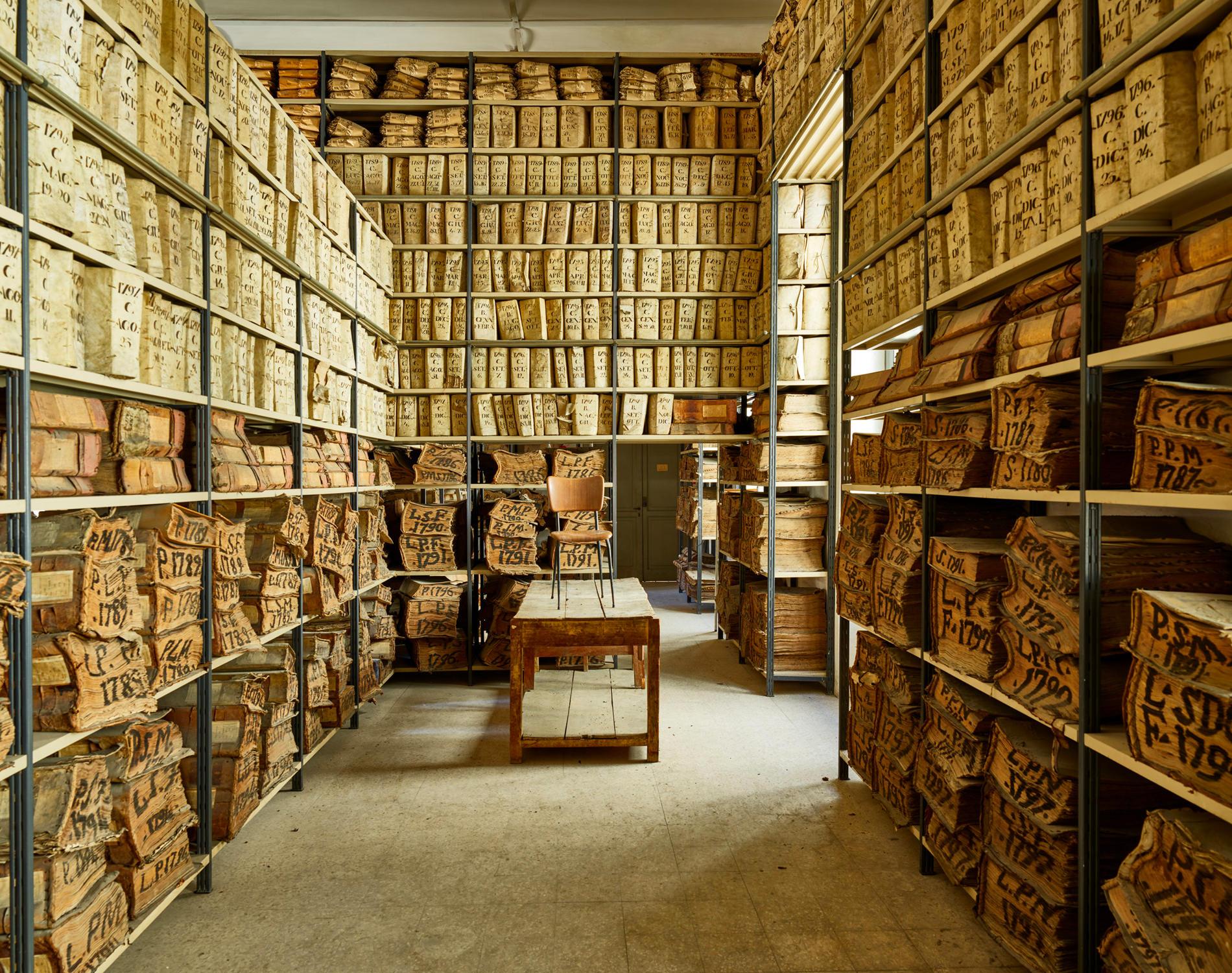 Ahmet Ertug— Archives Banco Di Napoli
