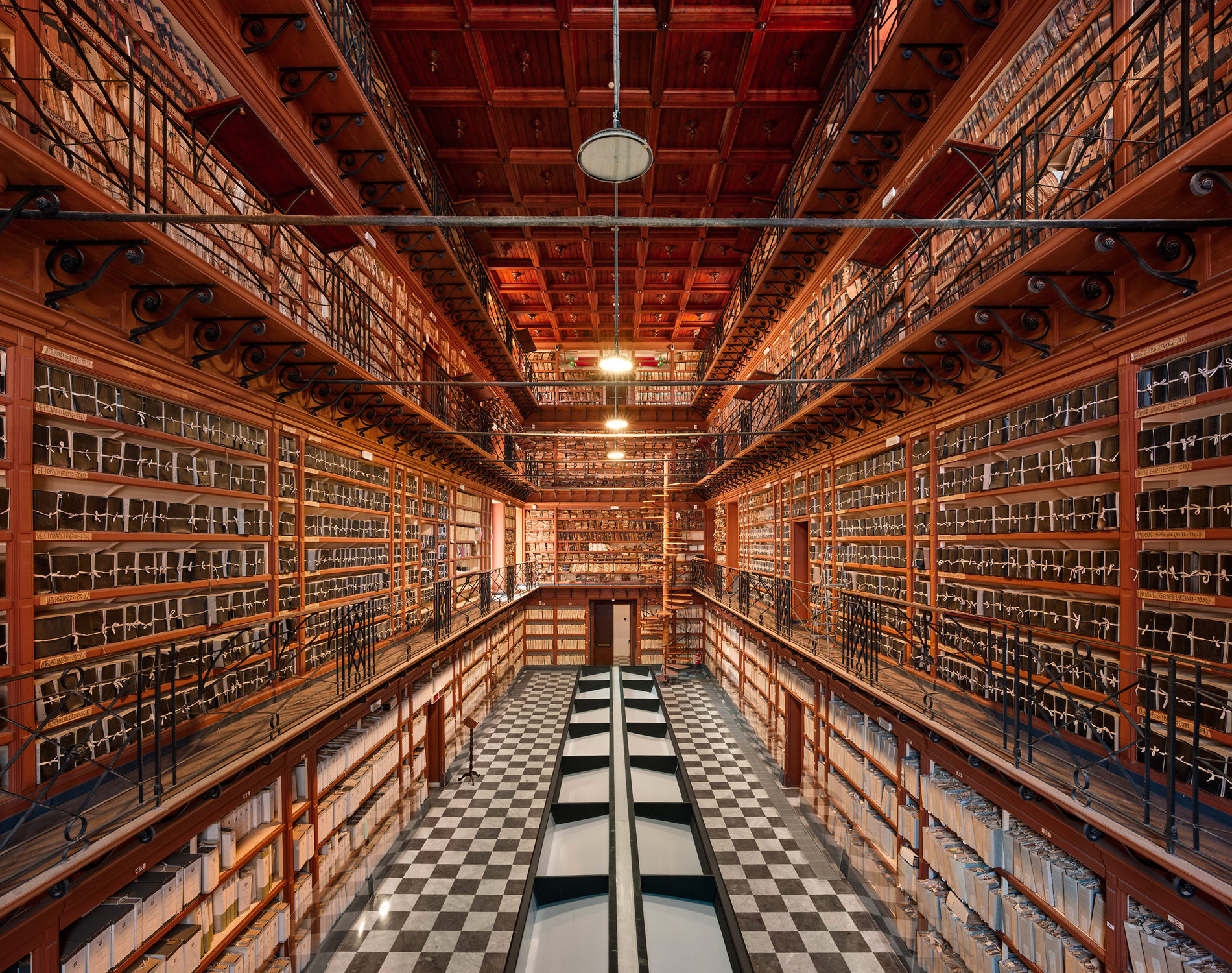 Ahmet Ertug — Archives Etat Palerme