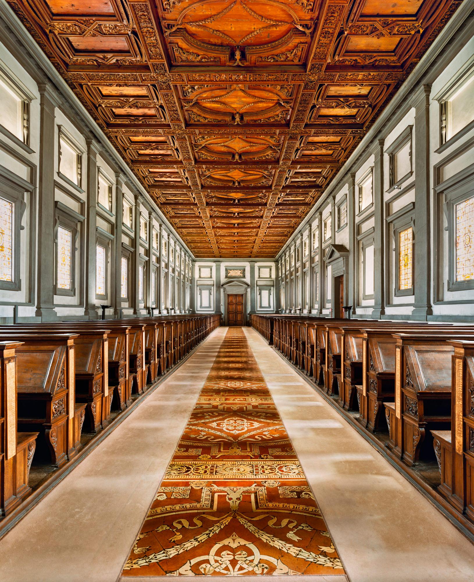Ahmet Ertug — Bibliothèque Laurentienne, Florence