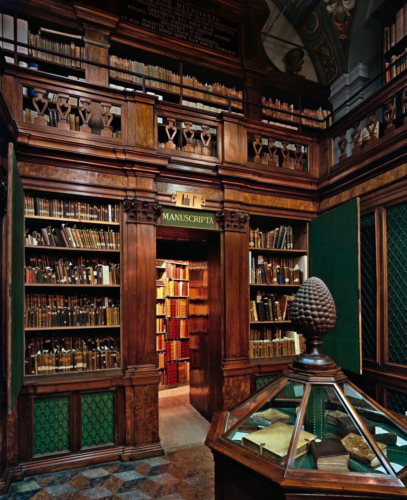 Ahmet Ertug — Bibliothèque de l'Université de Bologne