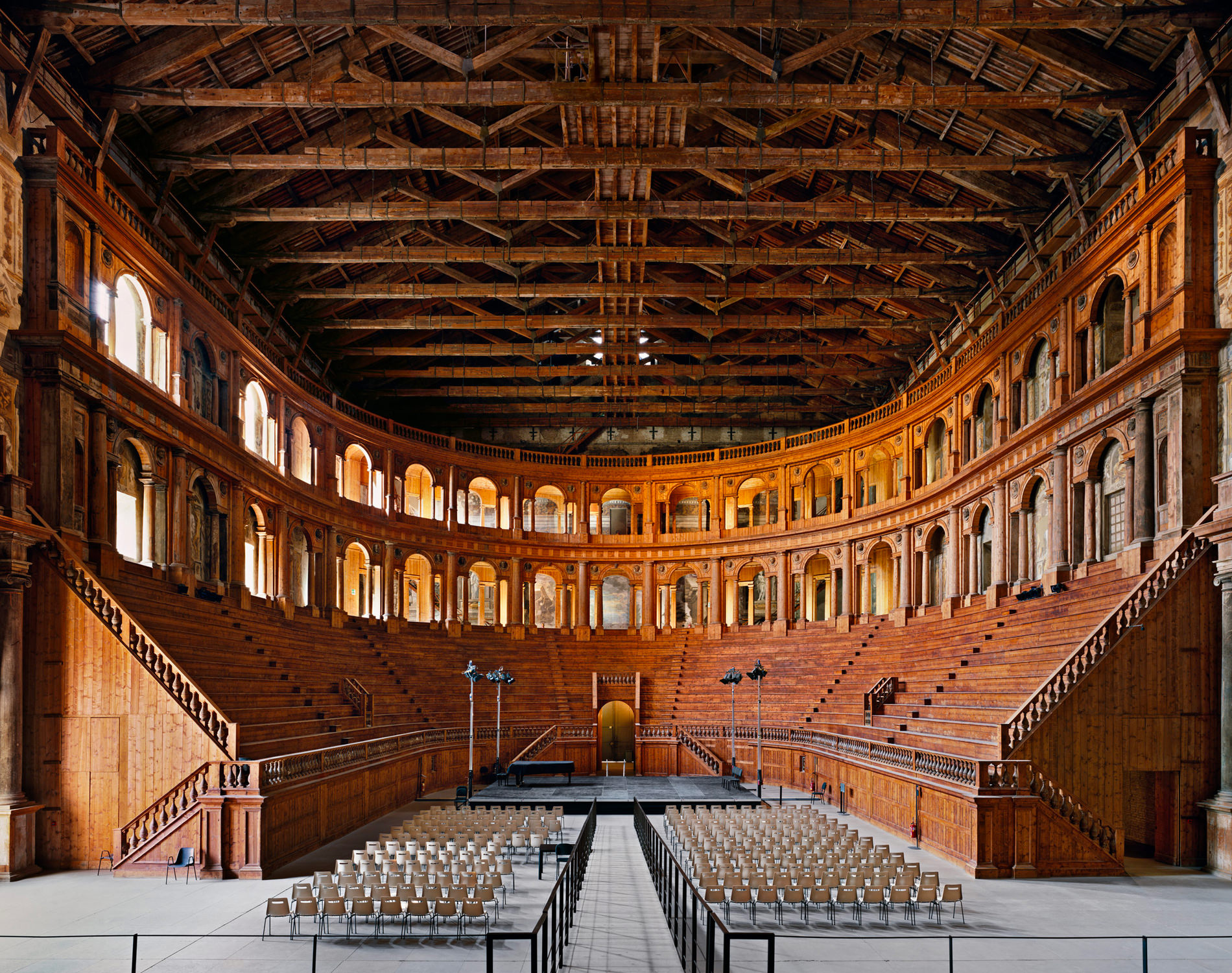 Ahmet Ertug —Teatro Farnese, Parme