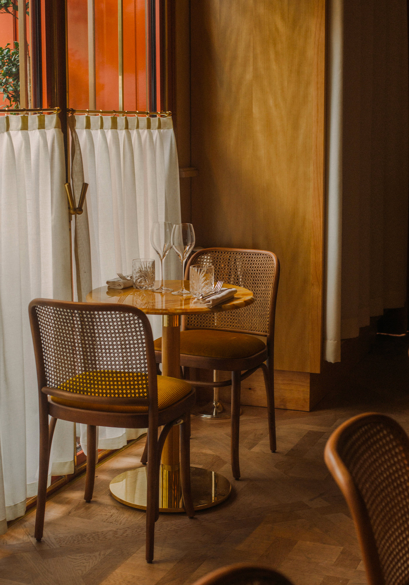 City Guide Paris. Nolinski Le Restaurant — Avenue de l'Opéra, 1er Arrondissement