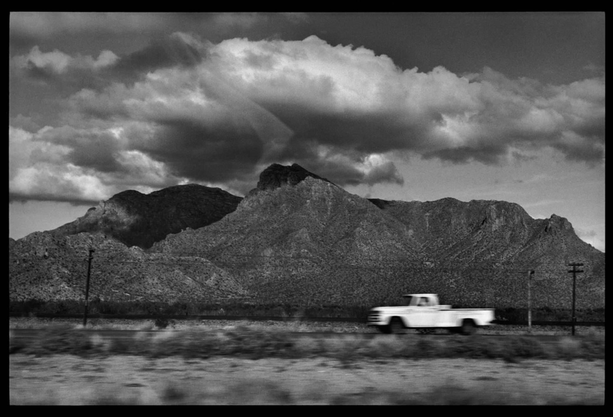 Raymond Depardon, Errances Américaines — USA Arizona 1982 (Courtesy Magnum Photos)