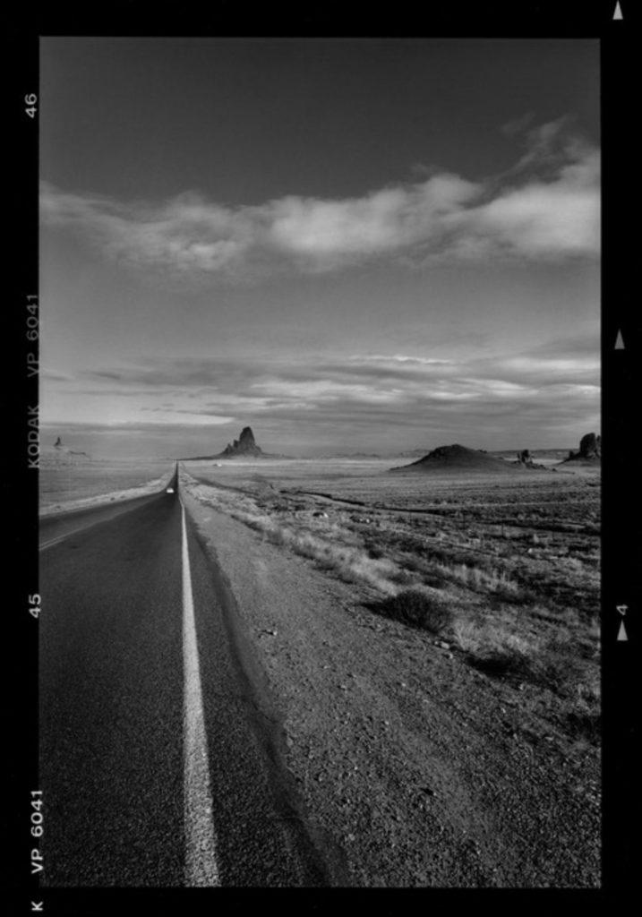 Raymond Depardon, Errances Américaines — USA Arizona 1999 (Courtesy Magnum Photos)