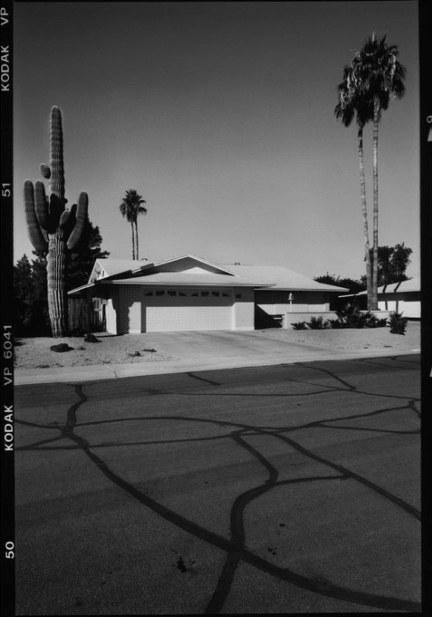 Raymond Depardon, Errances Américaines — USA Arizona Sun City 1999(Courtesy Magnum Photos)