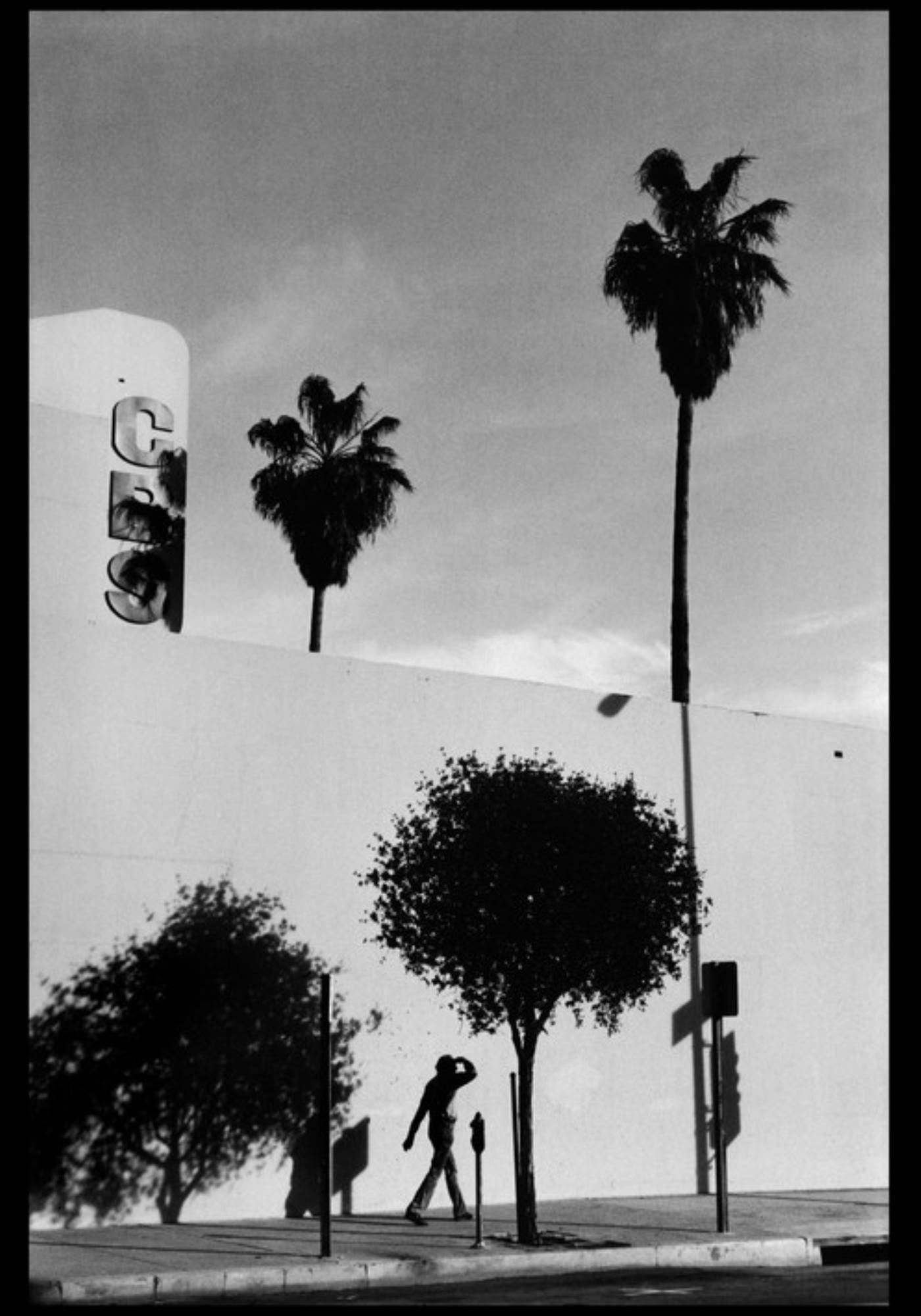 Raymond Depardon, Errances Américaines — USA Los Angeles 1982 (Courtesy Magnum Photos)