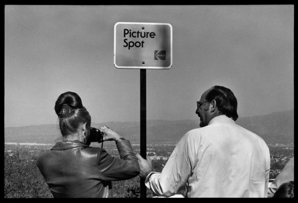 Raymond Depardon, Errances Américaines — USA Californie Los Angeles 1982 (Courtesy Magnum Photos)