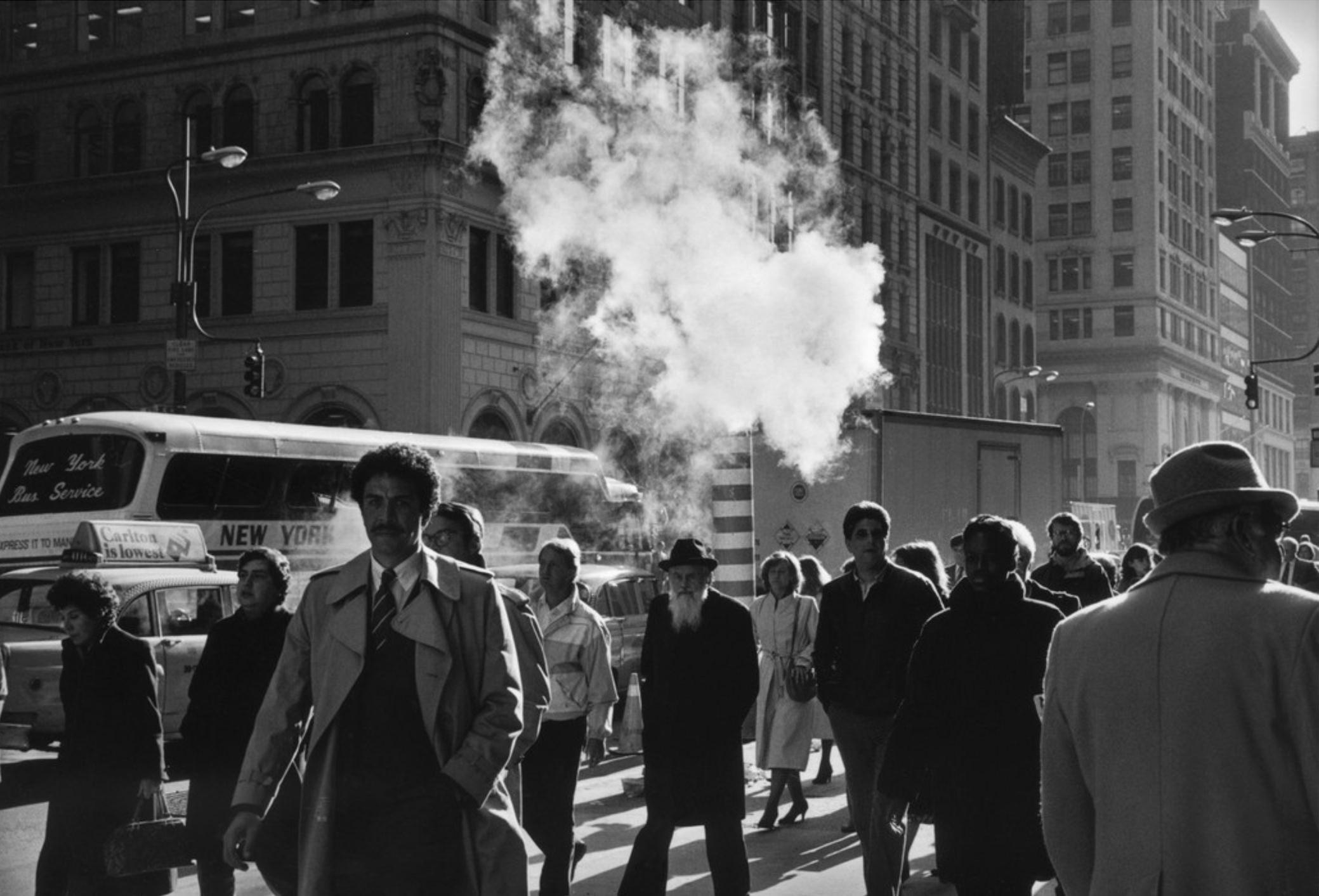 Raymond Depardon, Errances Américaines — USA New York 1982 (Courtesy Magnum Photos)