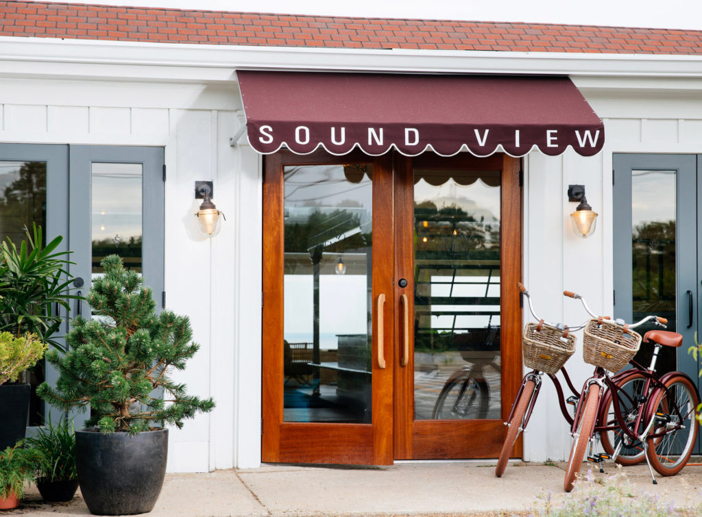 Sound View Hotel, Greenport, North Folk, Long Island (Etat de New York)