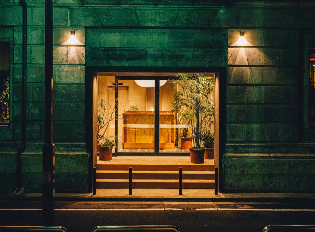 Hotel K5 Tokyo Station Marunouchi Kabuto-Cho Japon