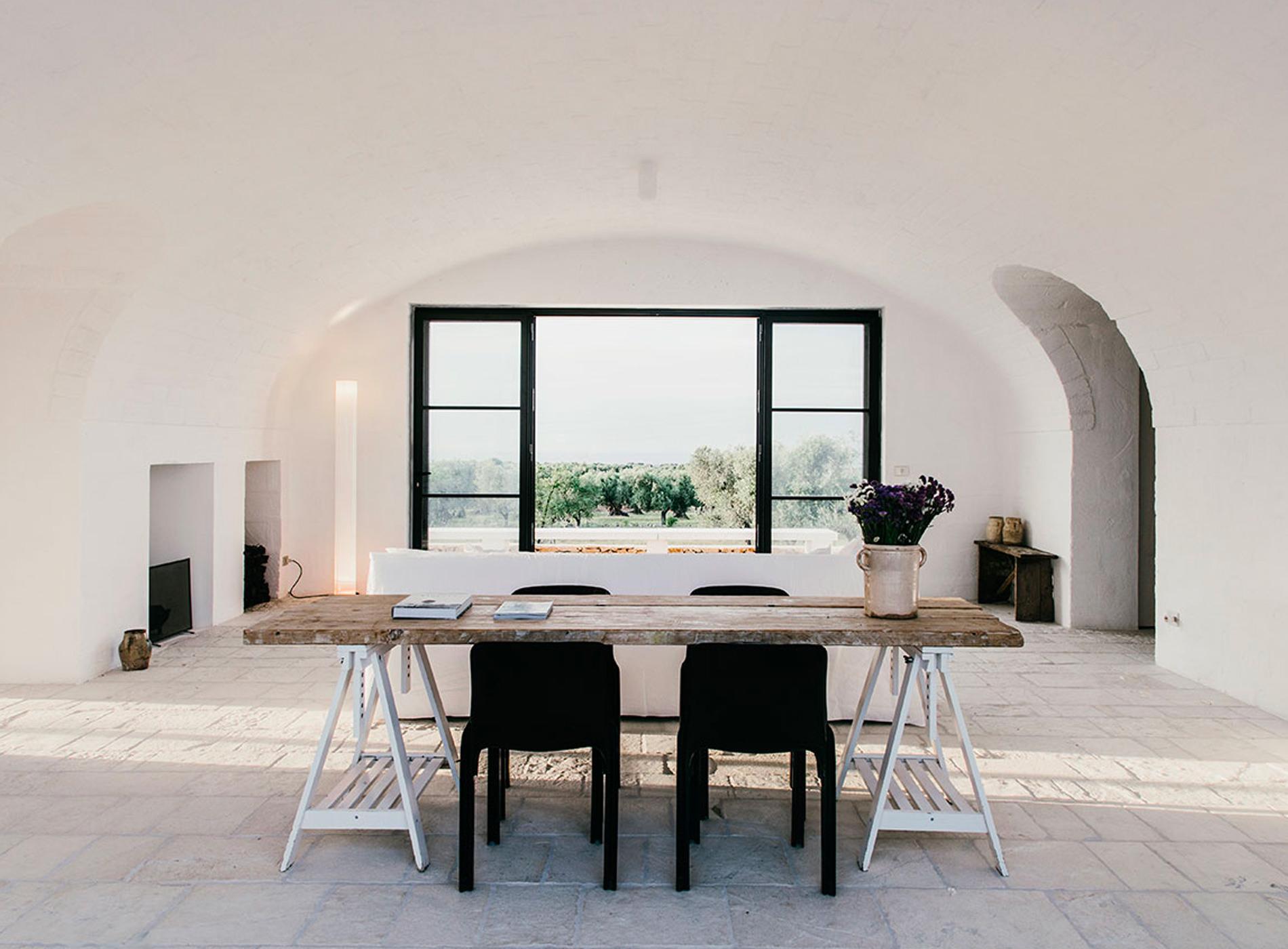 Masseria Moroseta. Ostuni, Province de Brindisi — Les Pouilles Italie