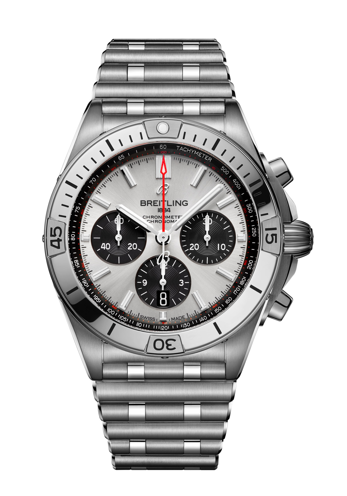 Nouvelle collection Breitling Chronomat 2020