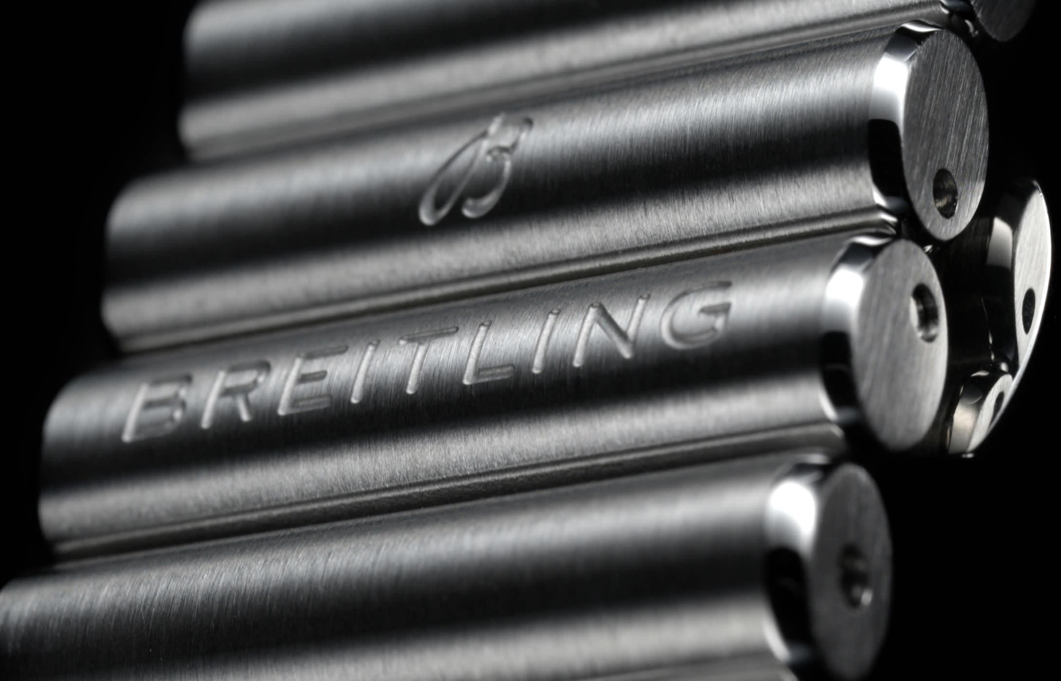 Nouvelle collection Breitling Chronomat 2020