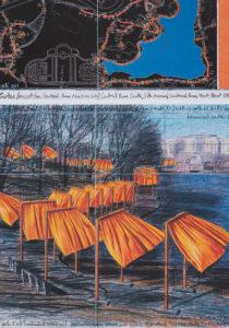 Christo Dessins Preparatoires Projets Land Art 1935 2020 — Cover