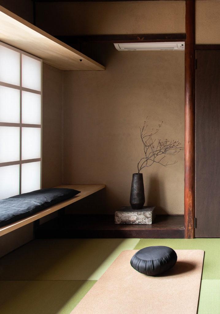 City Guide Kyoto. Machiya Maana Kamo (Gionmachi Kitagawa)