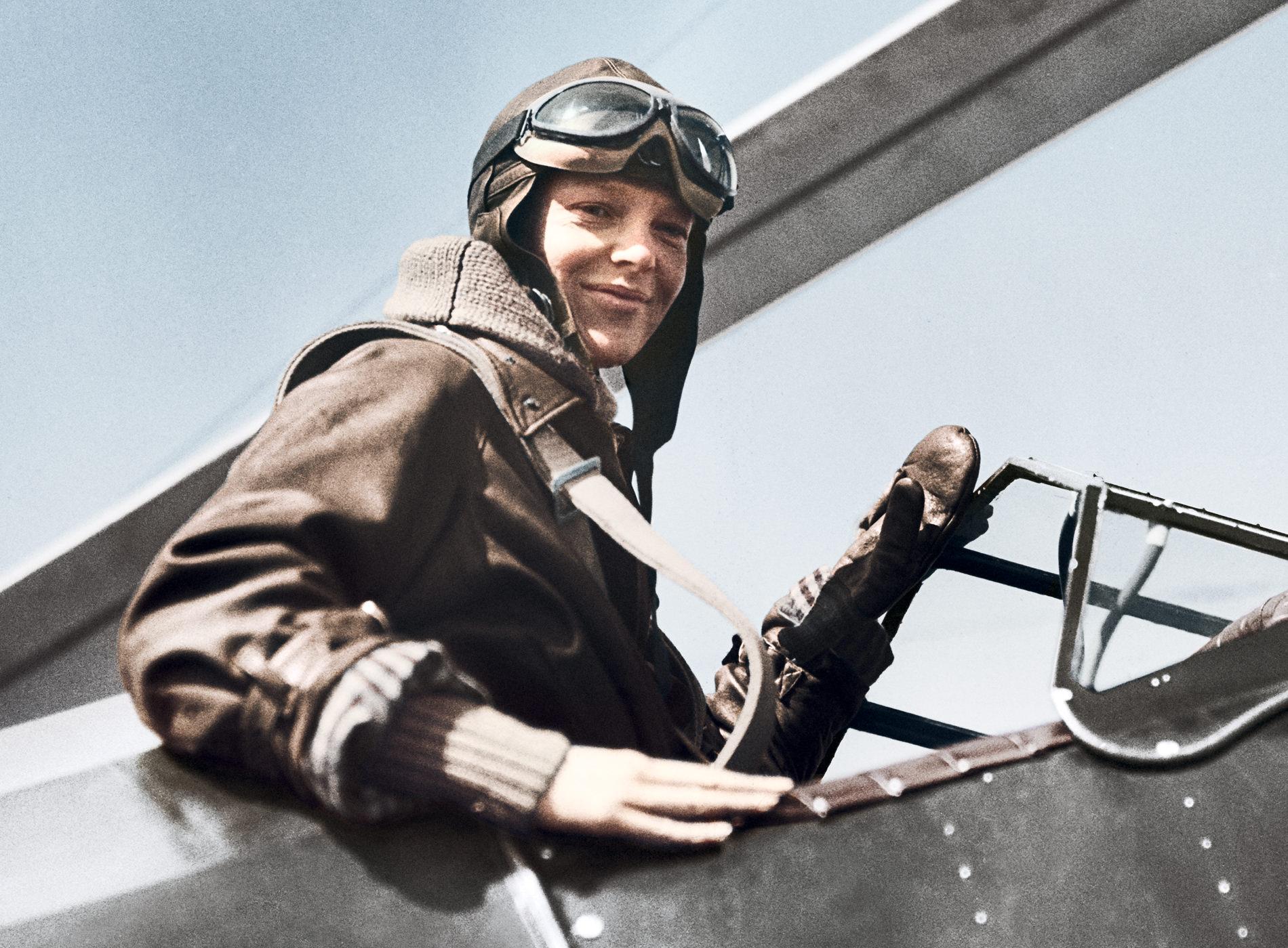 Longines Spirit Collection Amelia Earhart Explorateur