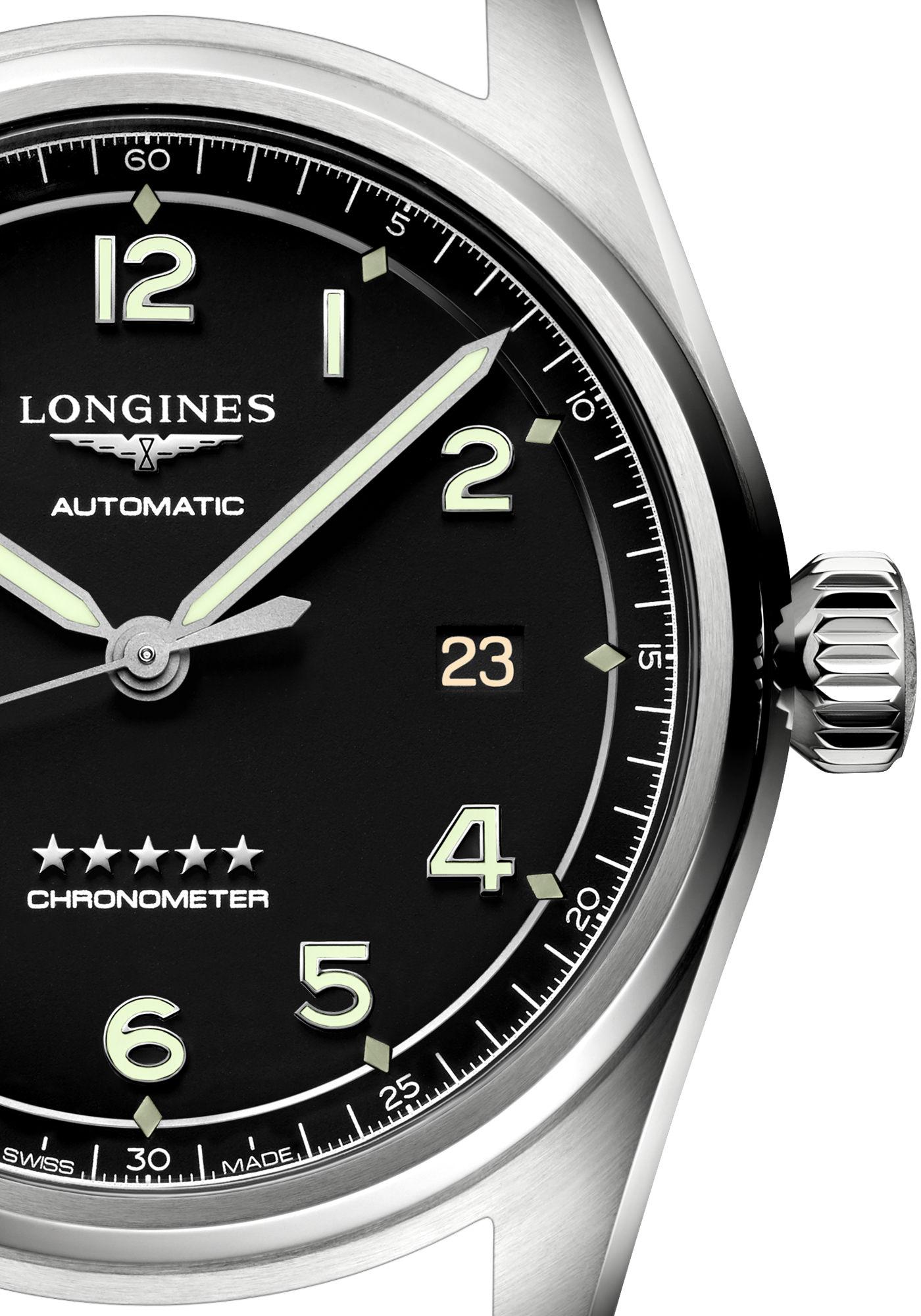 Longines Spirit Collection L3.810.4.53.0